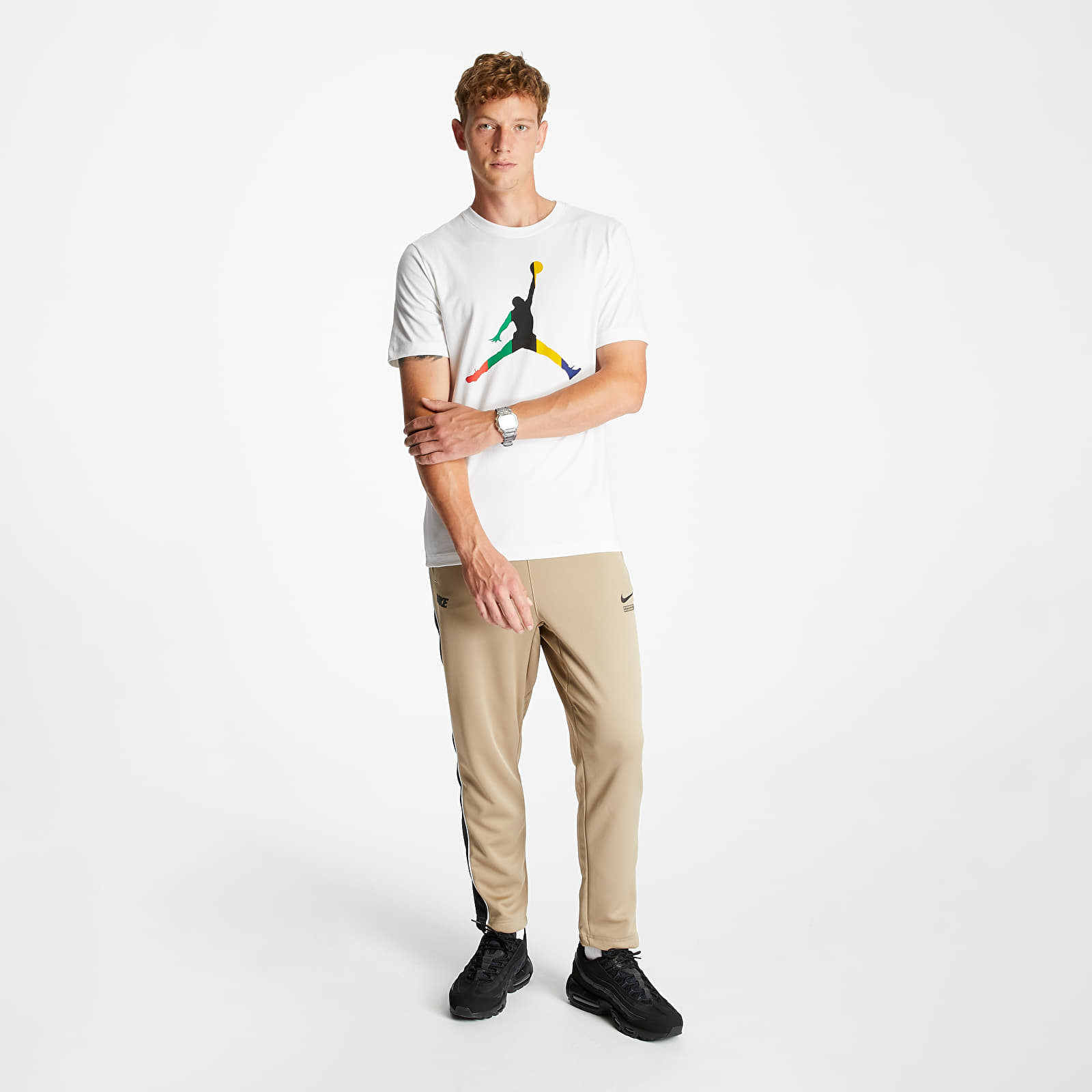 Jordan Sport DNA Jumpman Tee White