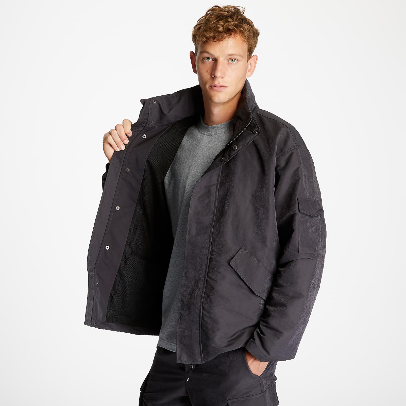 Übergangsjacken WOOD WOOD Skipper Jacket Dark Grey
