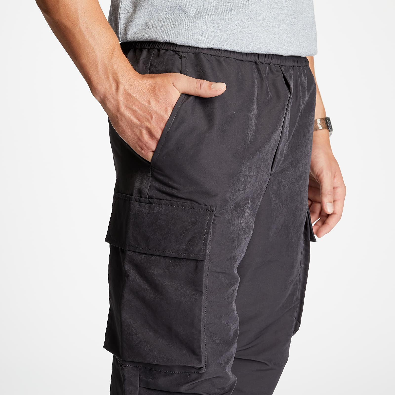 WOOD WOOD Halsey Trousers Dark Grey, Gray