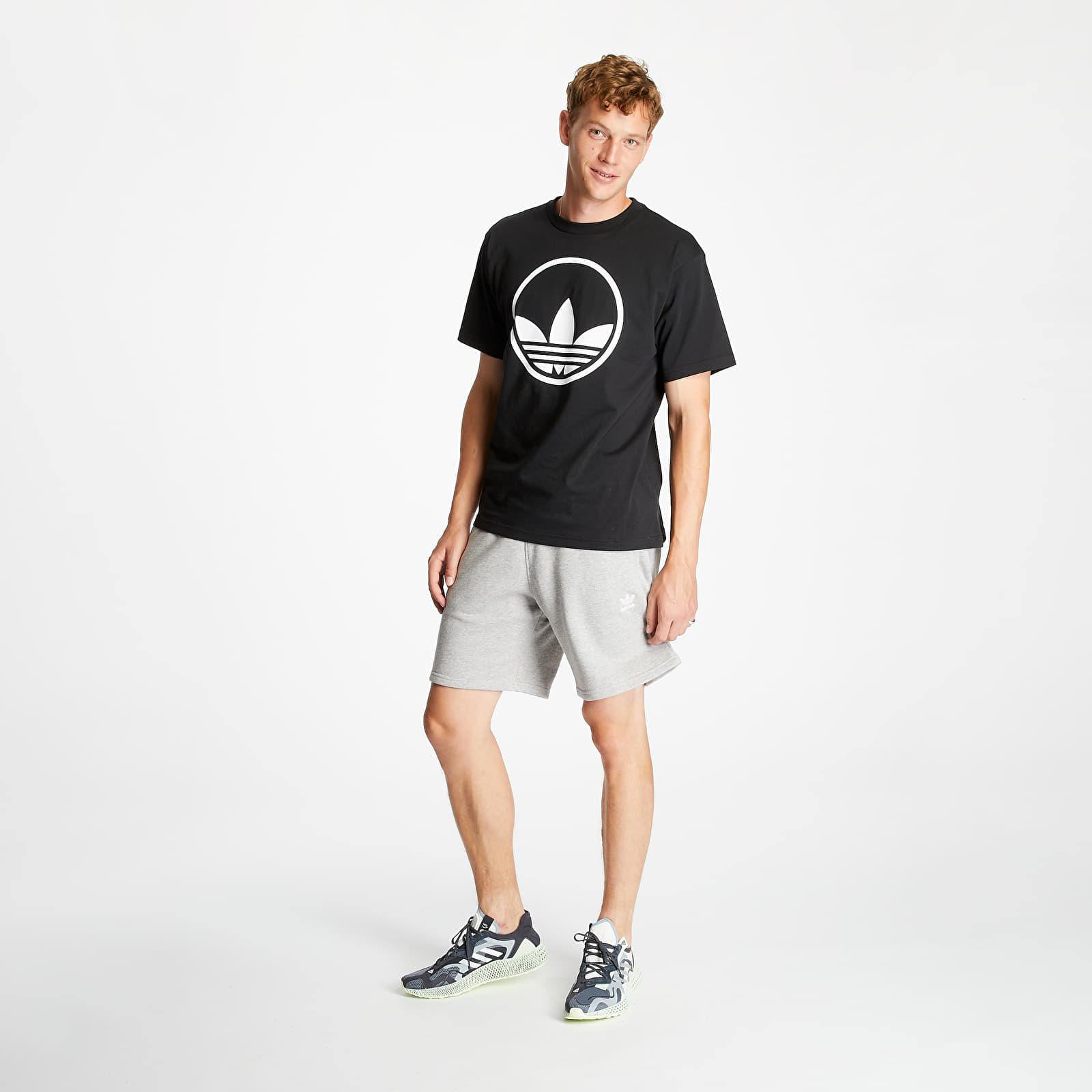 adidas Trefoil Essentials Shorts Grey, Gray