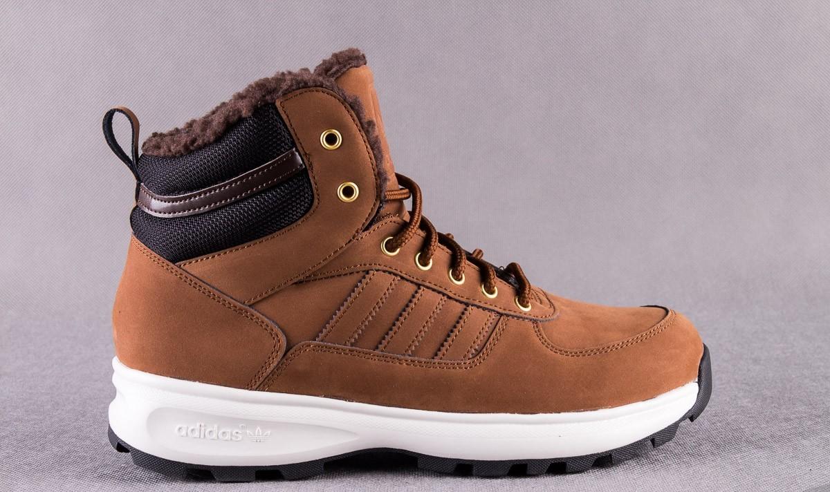 audiencia ancla libro de texto  Men's shoes adidas Chasker Winter Boot - Hnědá