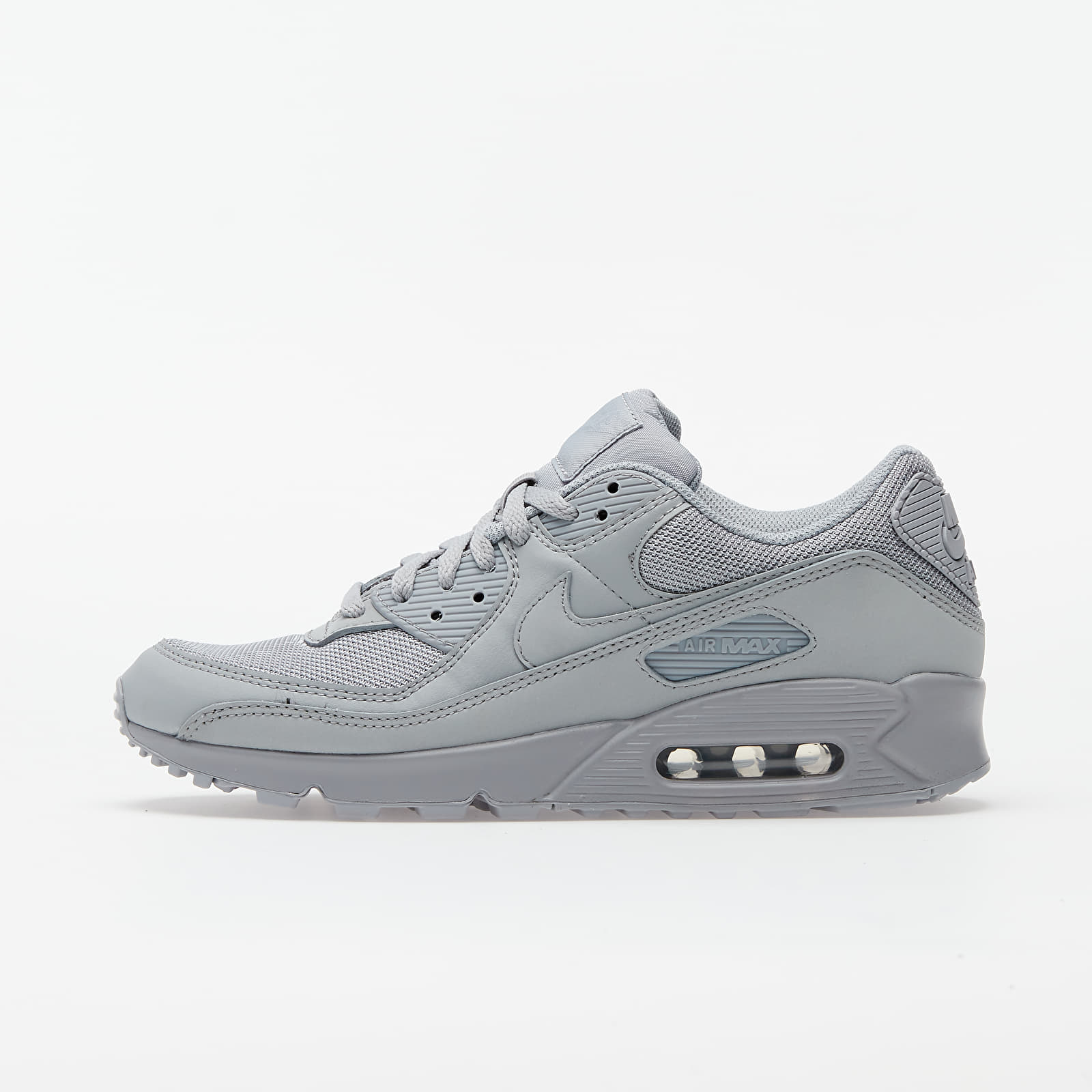 Pánské tenisky a boty Nike Air Max 90 Wolf Grey/ Wolf Grey-Wolf Grey-Black