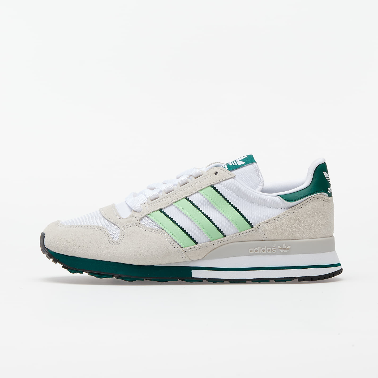 Women's shoes adidas ZX 500 W Crystal White/ Glow Mint/ Ftw White
