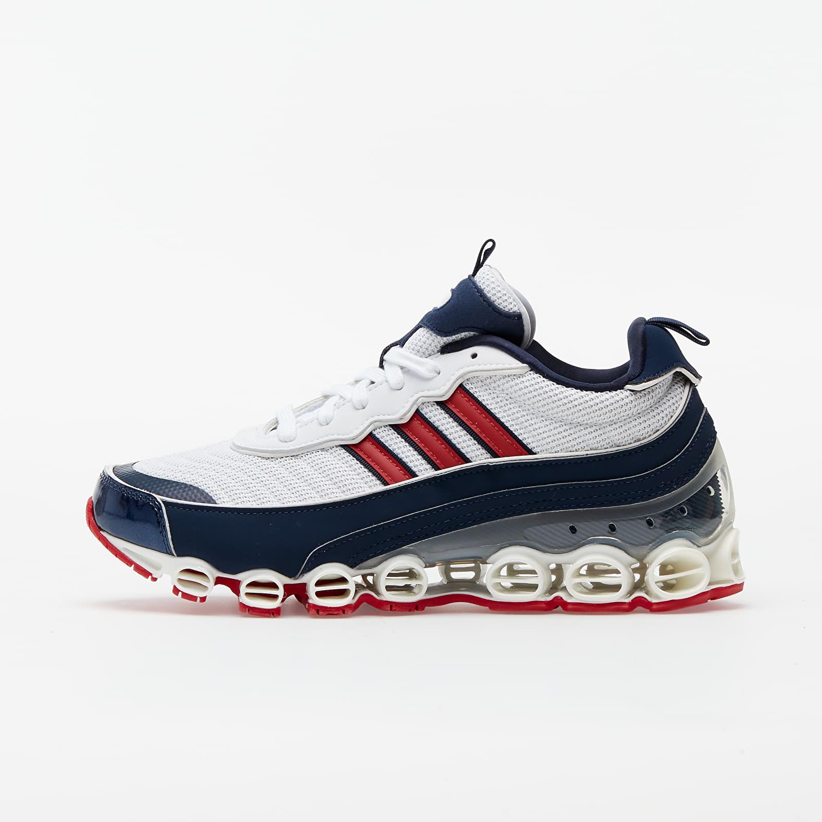 Férfi cipők adidas Microbounce T1 Ftw White/ Scarlet/ Collegiate Navy