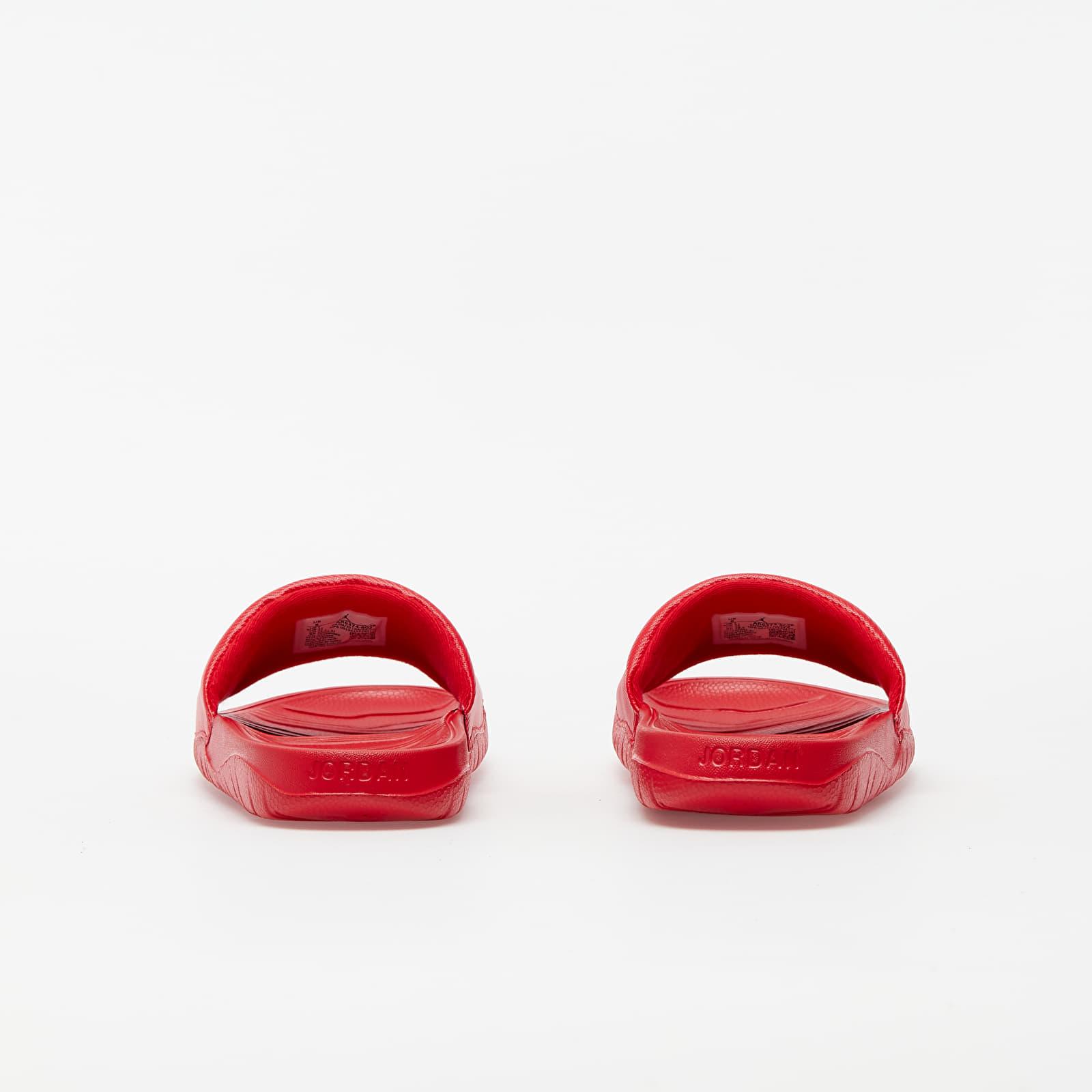 Jordan Break University Red/ Metallic Silver