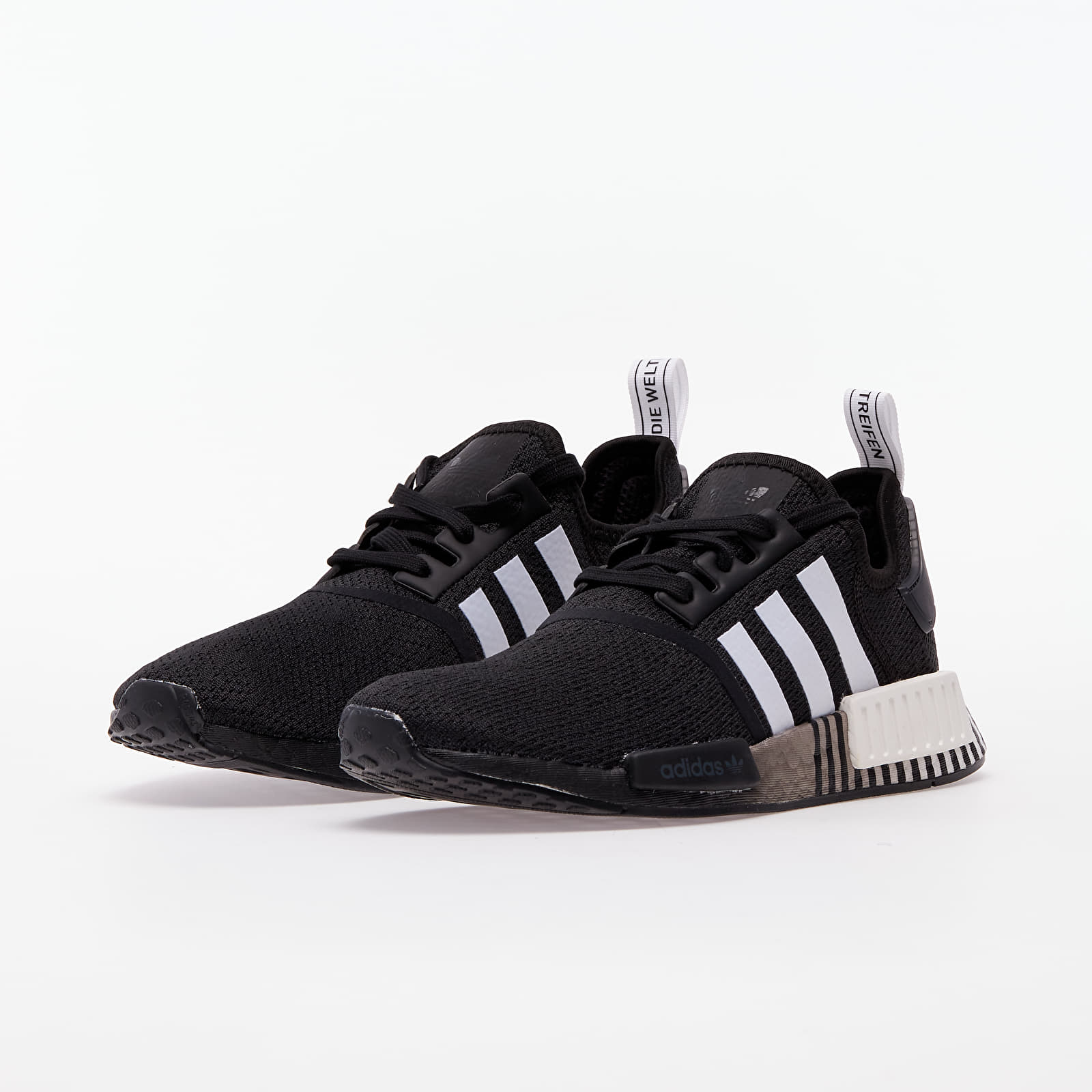 adidas NMD_R1 Core Black/ Ftw White/ Core Black EUR 46