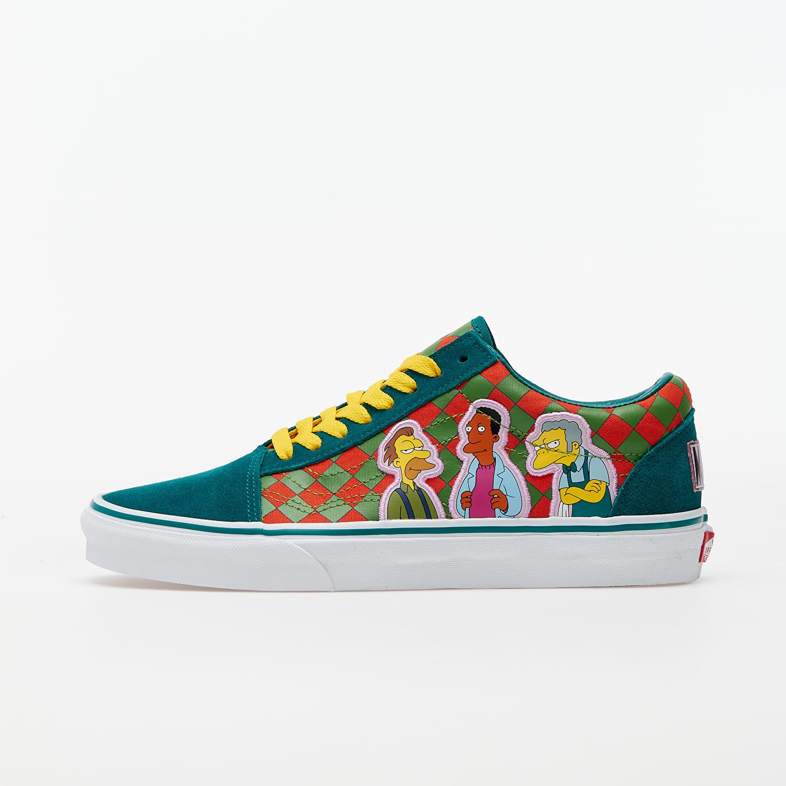 Vans Old Skool (The Simpsons) Moe´s | Footshop