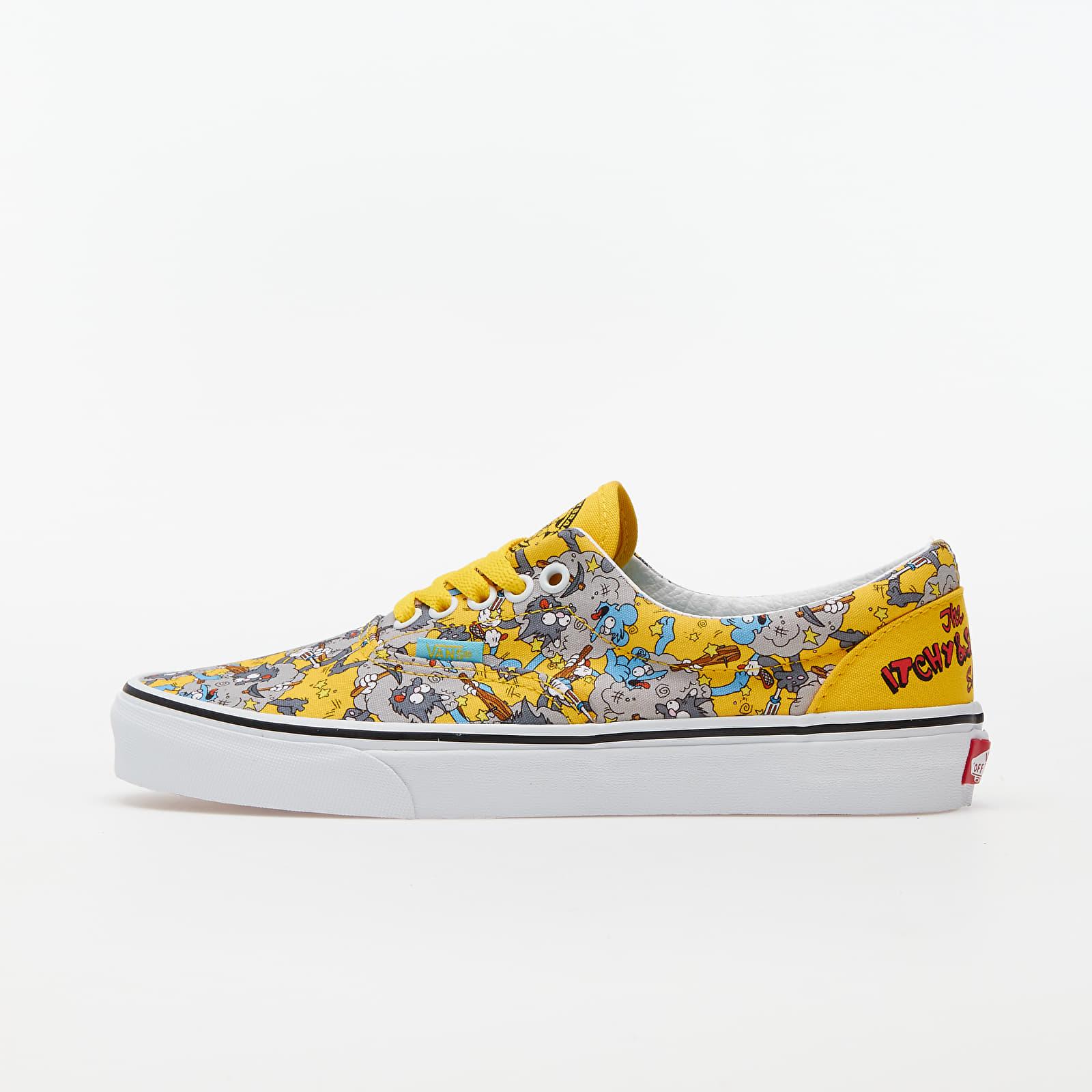 Men's shoes Vans Era (The Simpsons) Itchy & Scratchy