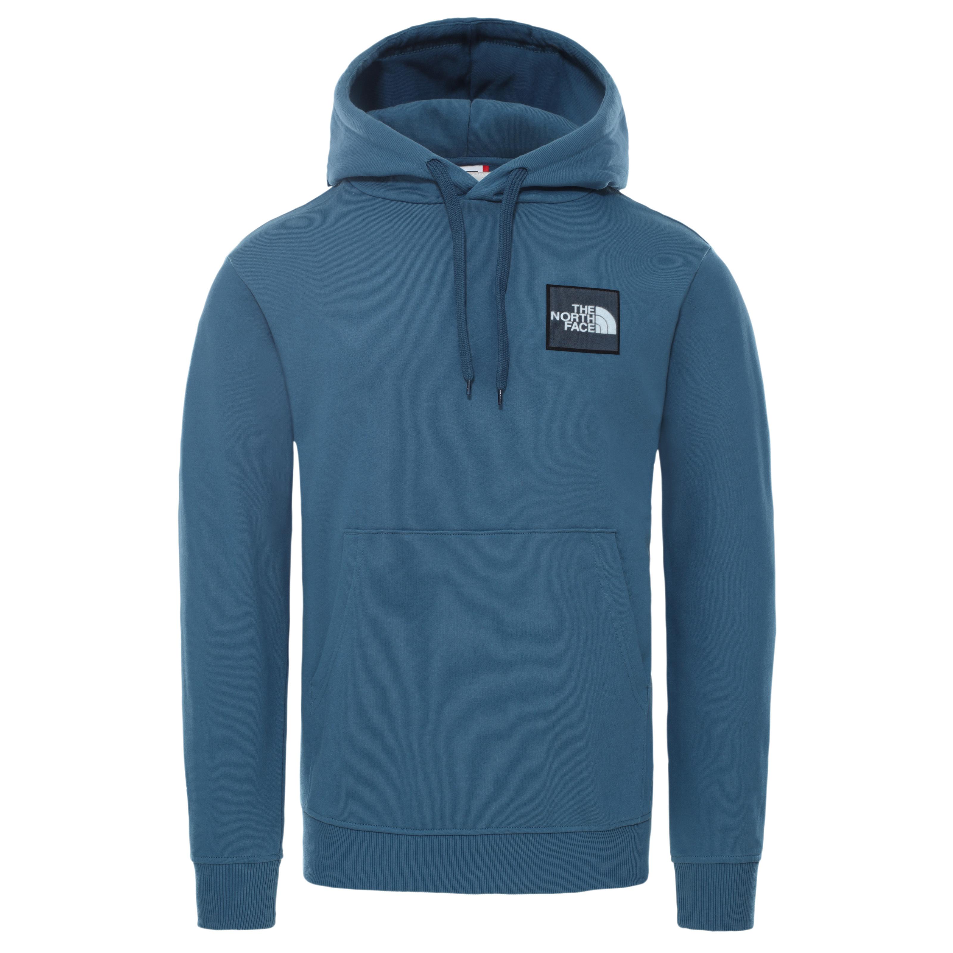 Hanorace și bluze The North Face Blackbox Logo Hoodie Mallard Blue