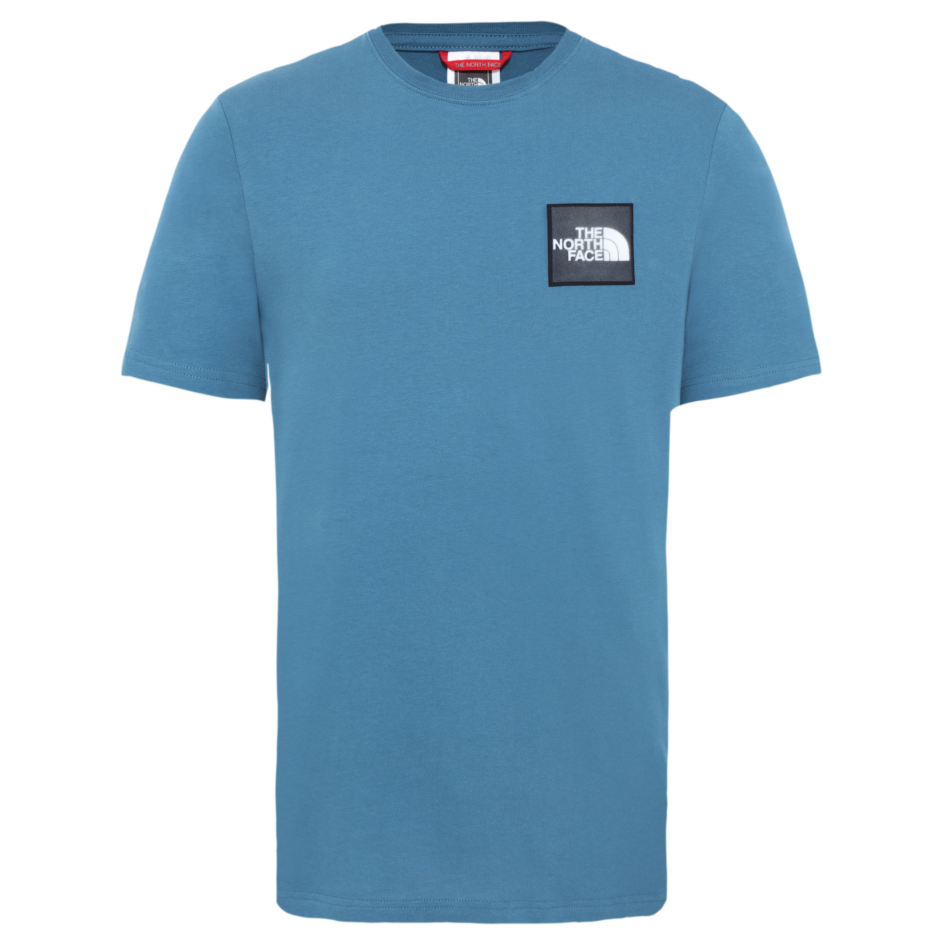 Ropa The North Face Blackbox Logo Tee Mallard Blue