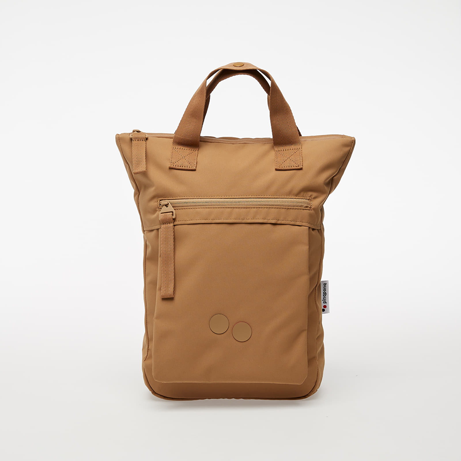Sacs à dos pinqponq Tak Backpack Raw Umber