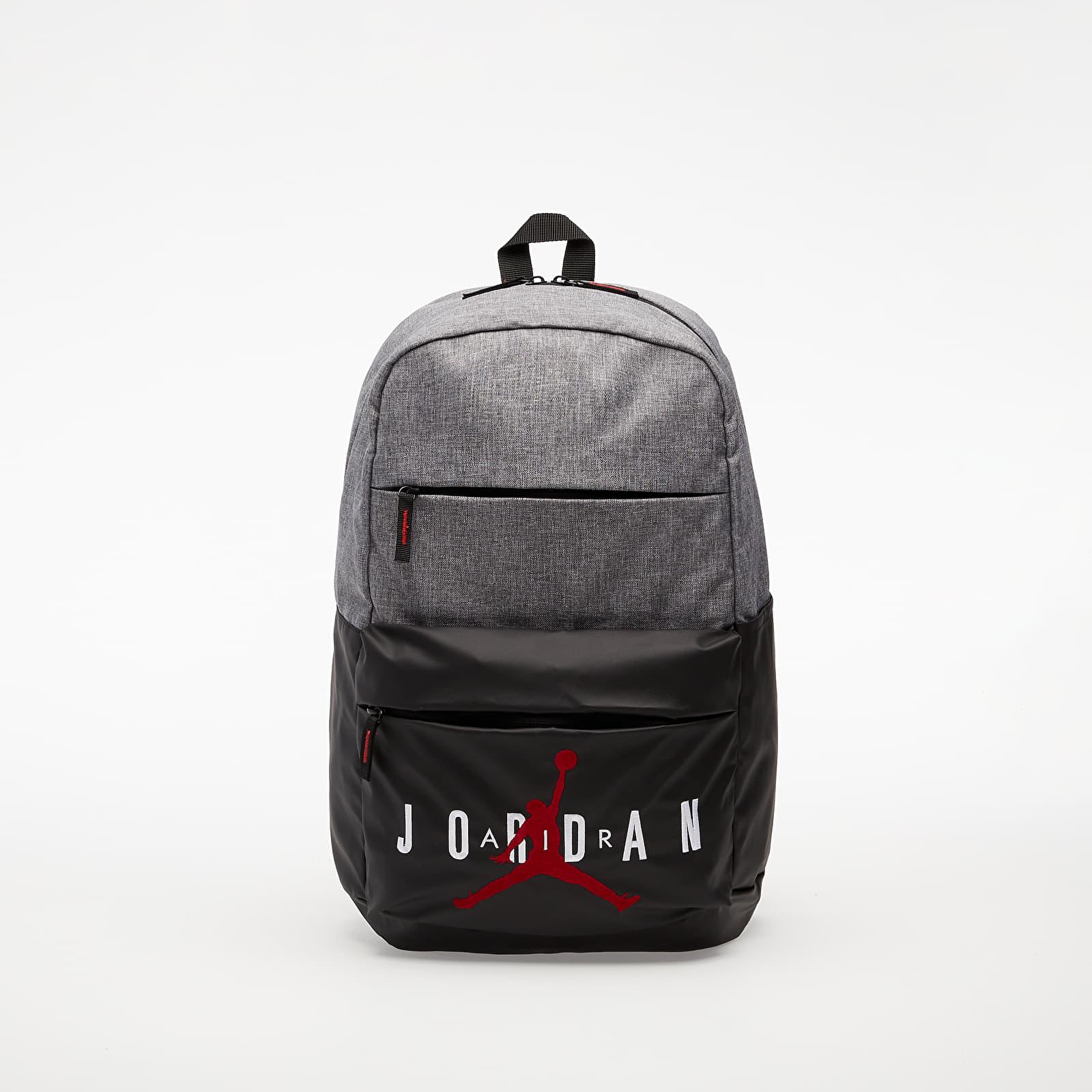 Jordan Air Backpack Carbon Heather 1