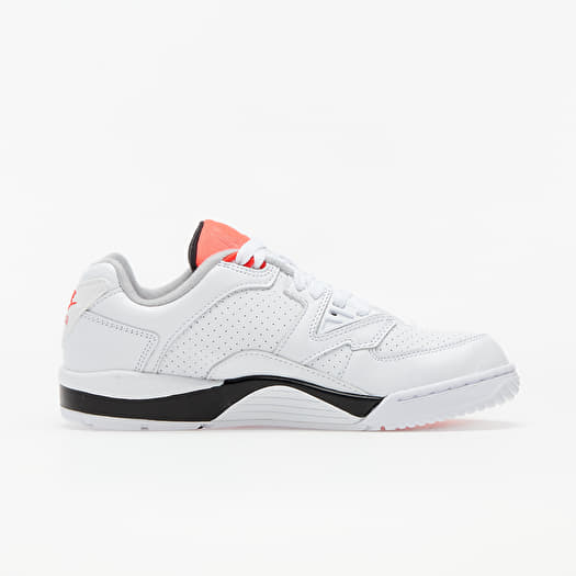 Nike Air Cross Trainer 3 Low White Lt Smoke Grey Bright Crimson Black | Footshop
