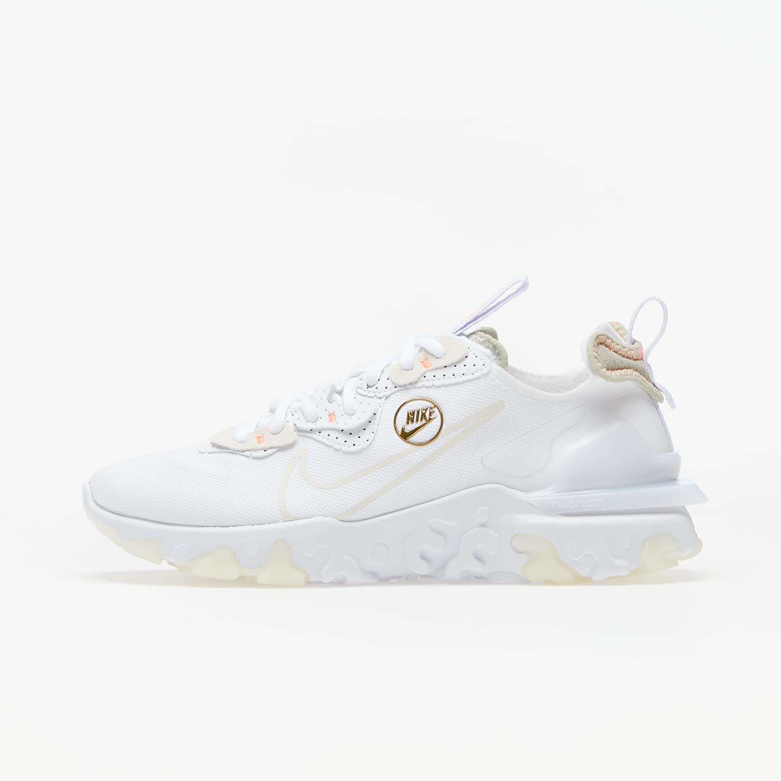 Încălțăminte și sneakerși pentru femei Nike Wmns React Vision White/ Sail-Stone-Atomic Pink