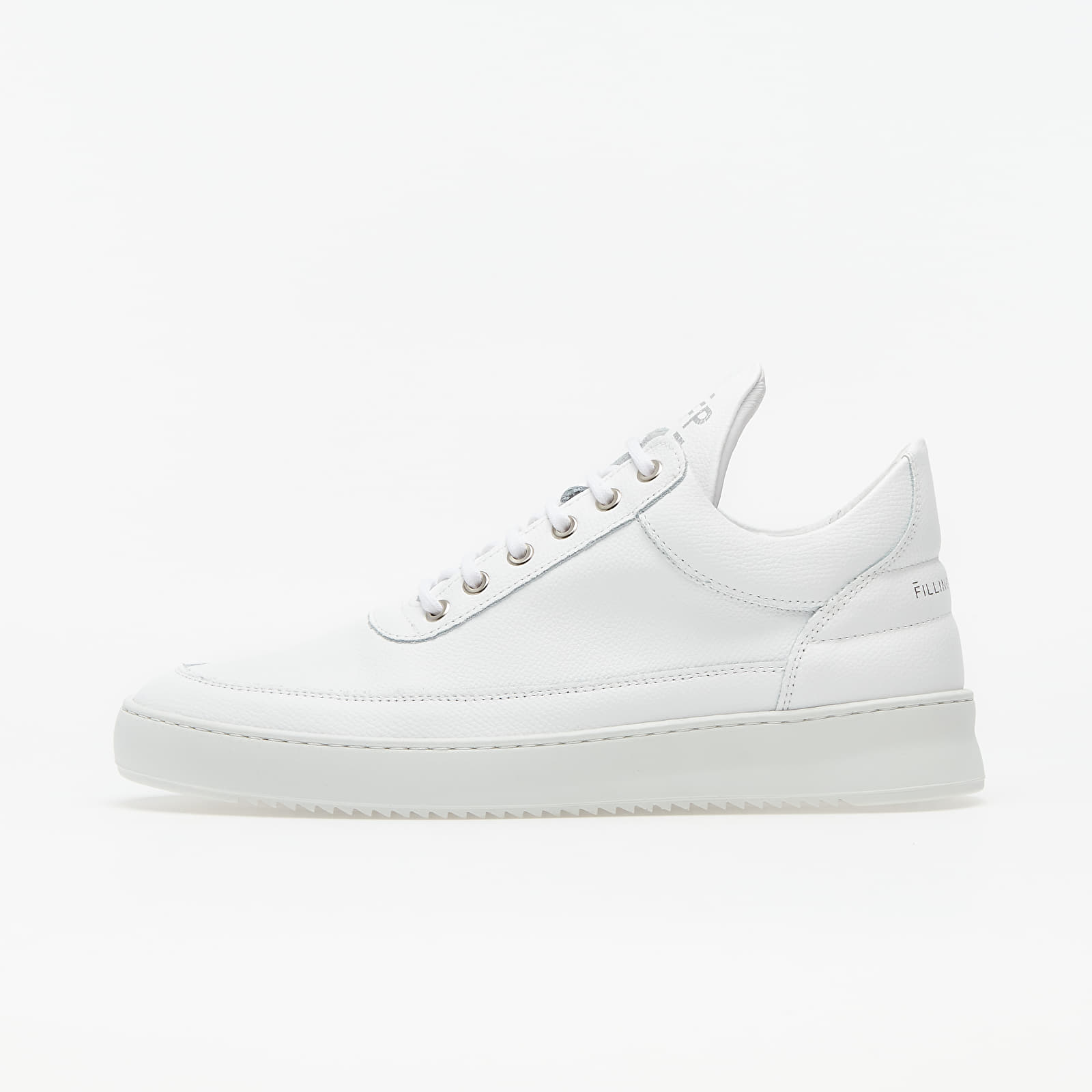 Männer Filling Pieces Low Top Ripple Crumbs All White
