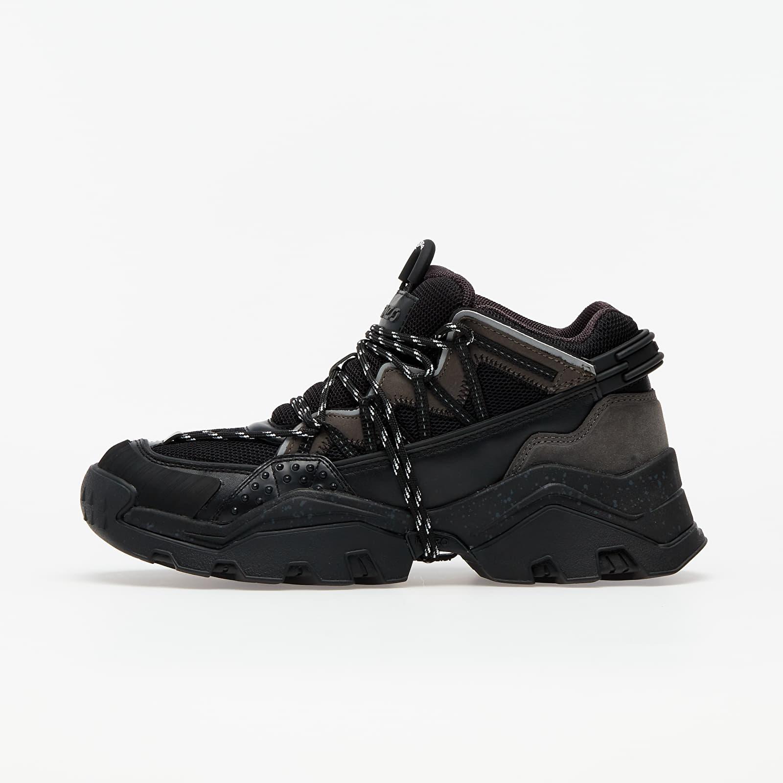 Women's shoes KENZO Low top sneaker Black