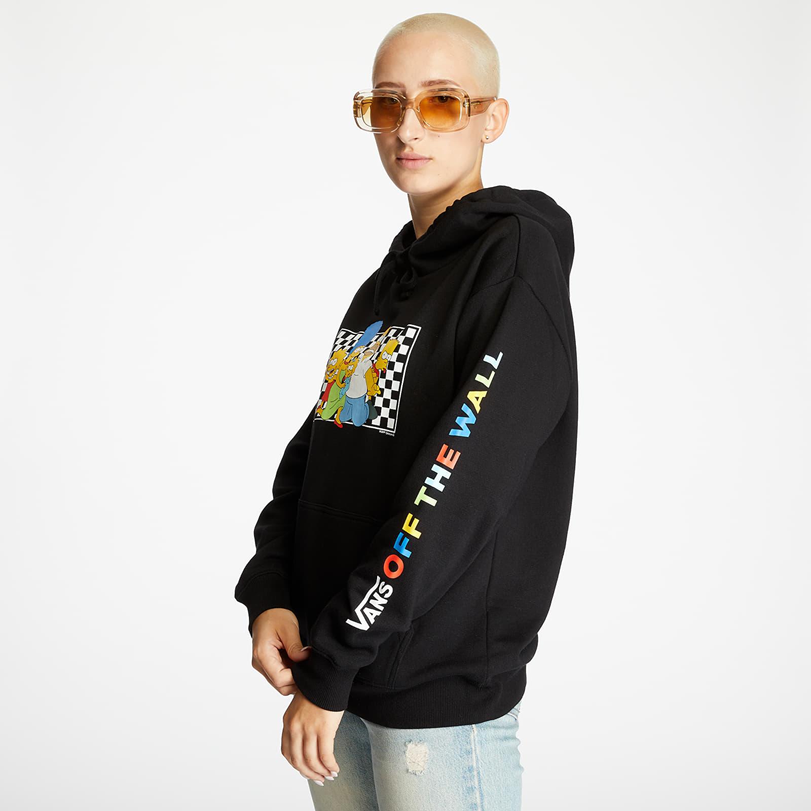 Sweatshirts Vans x The Simpsons Hoodie Black