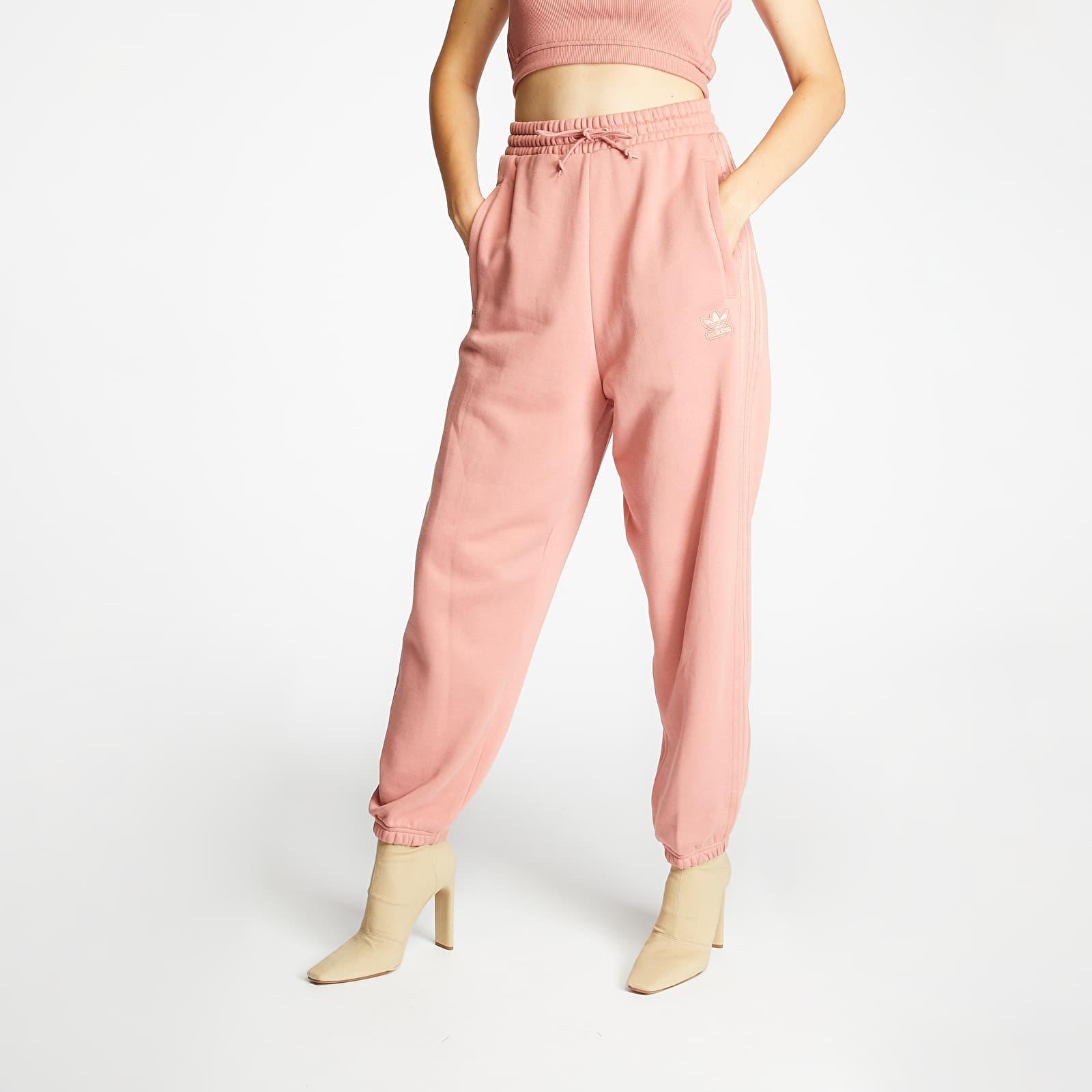 Hosen und Jeans adidas Cuffed Pants Ash Pink