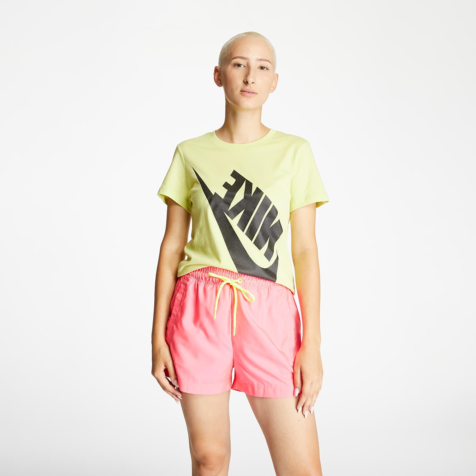 T-Shirts Nike Sportswear Festival Tee Limelight
