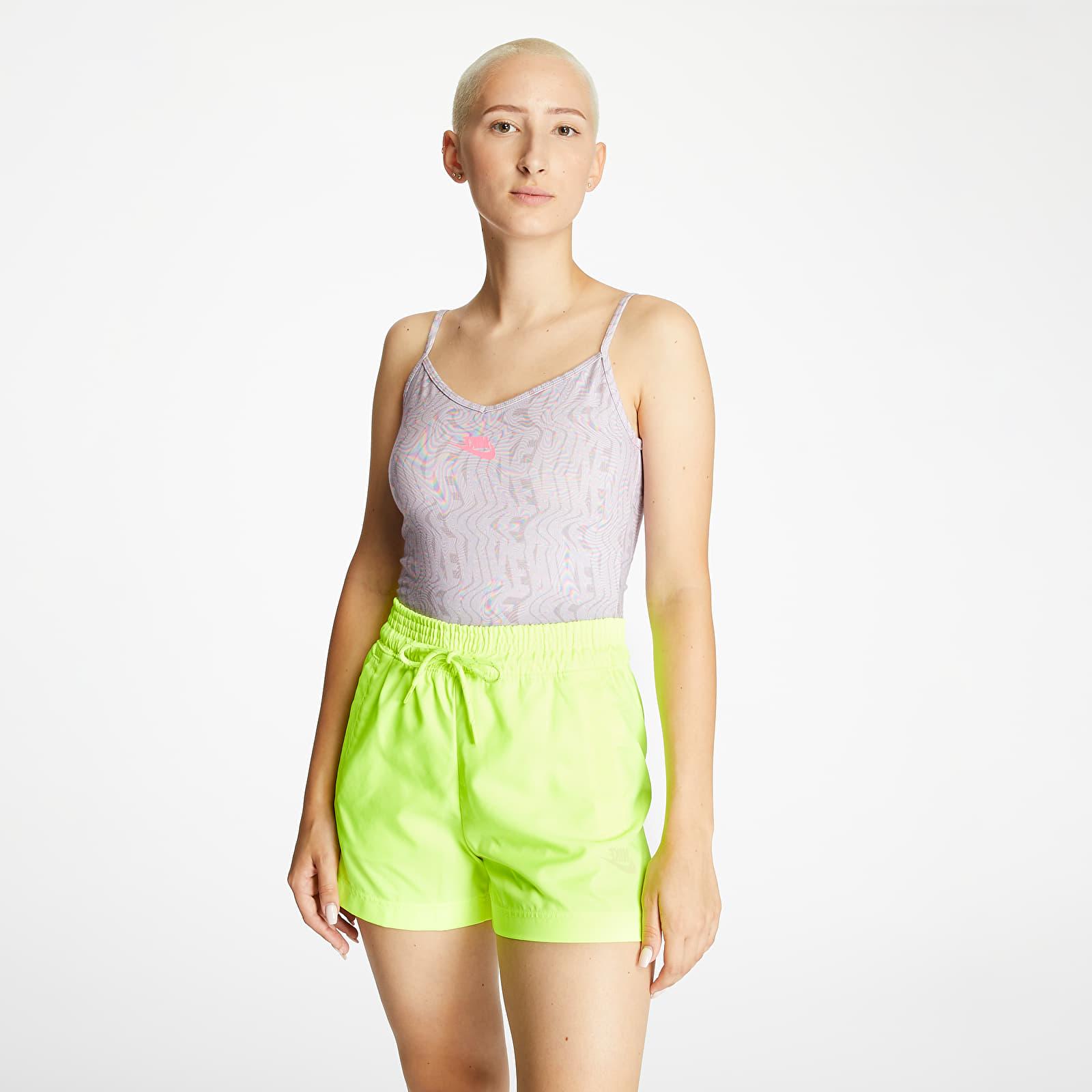 Nike Sportswear Festival AOP Bodysuit Iced Lilac/ Digital Pink