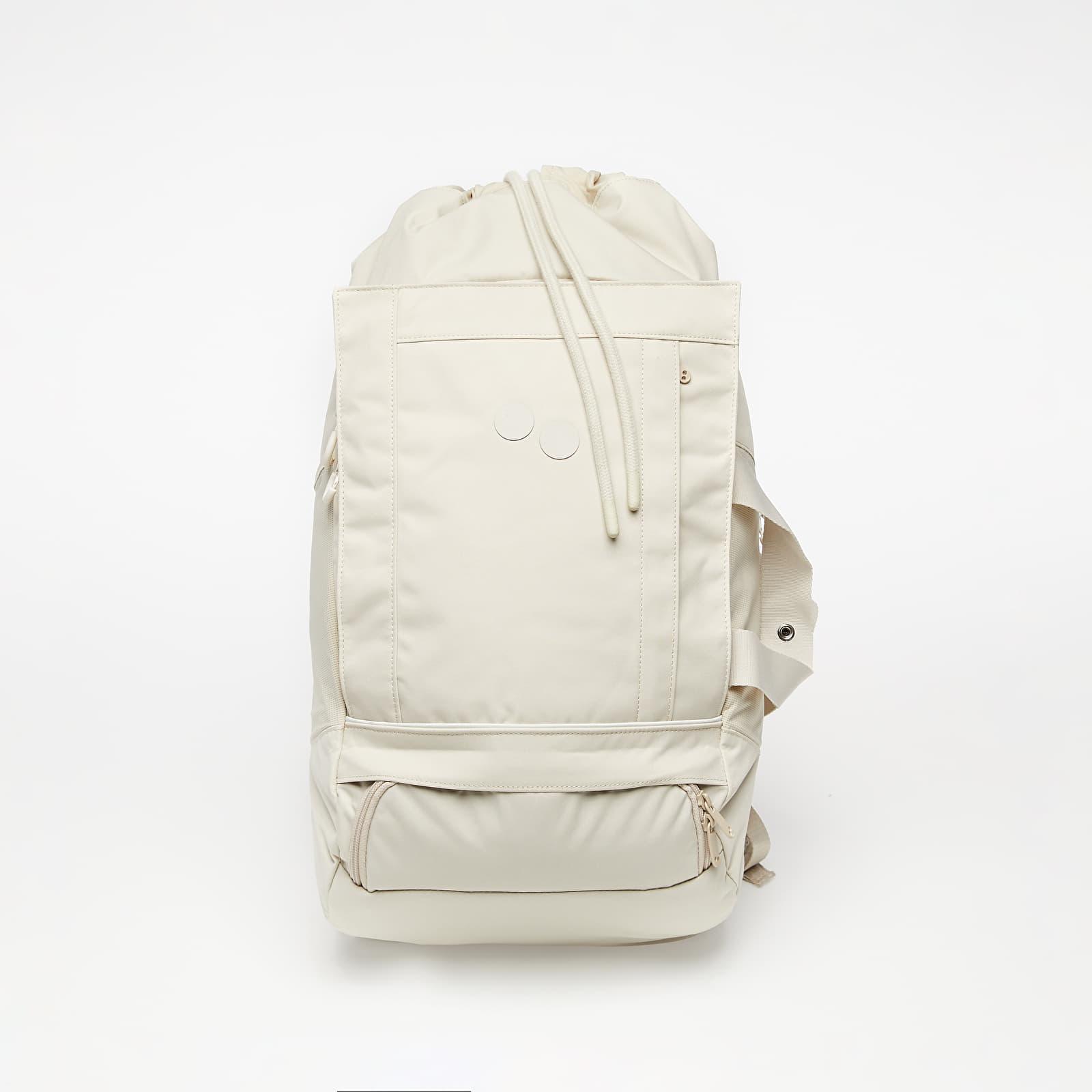 Sacs à dos pinqponq Blok Medium Backpack Cliff Beige