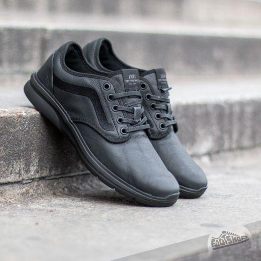 Buty Vans ISO 2 (Leather) Black Black