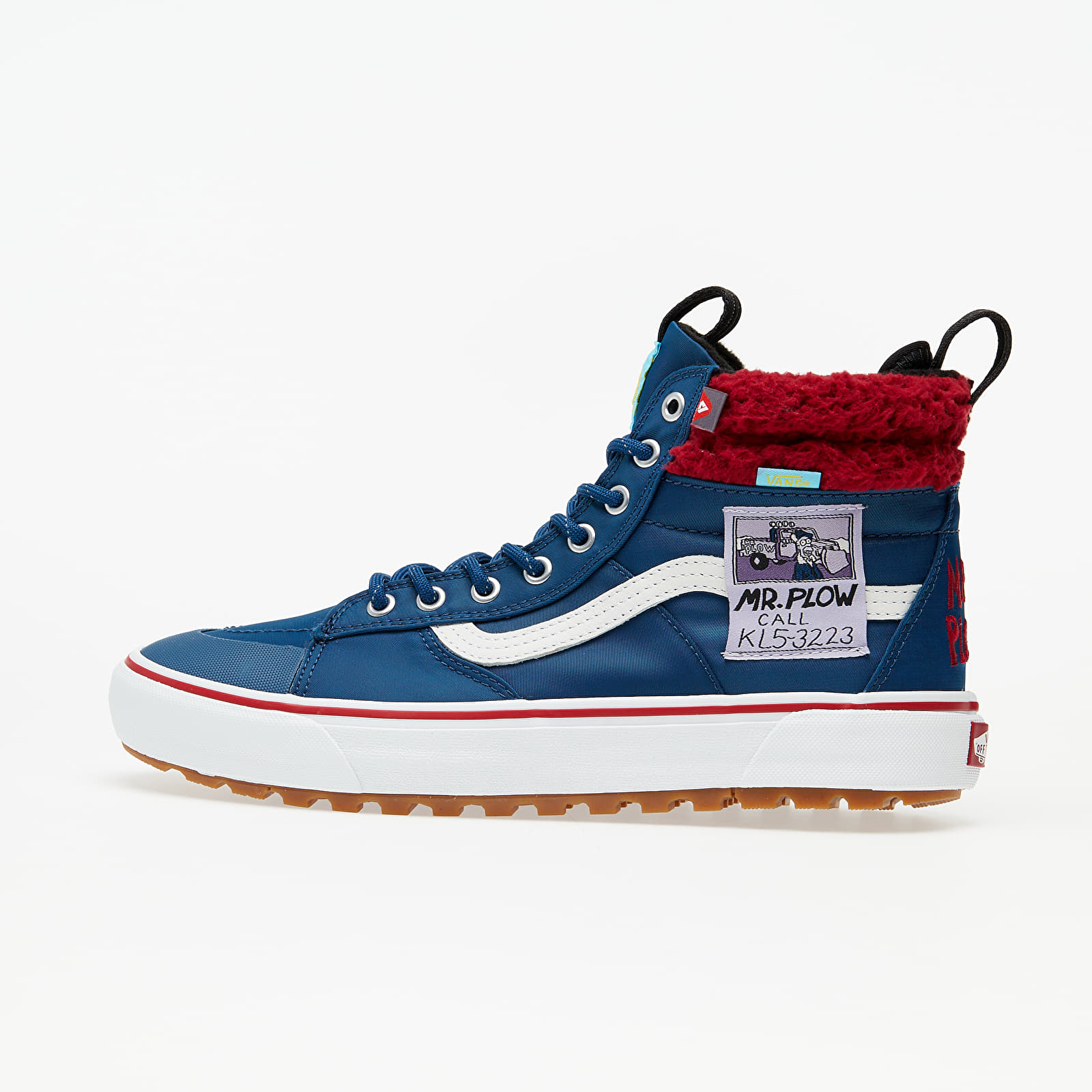 Männer Vans Sk8-Hi MTE 2.0 DX (The Simpsons) Mr. Plow