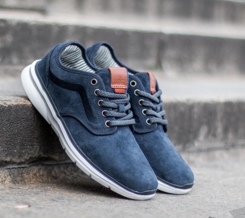 Men's shoes Vans Iso 2 Trim Dress Blue