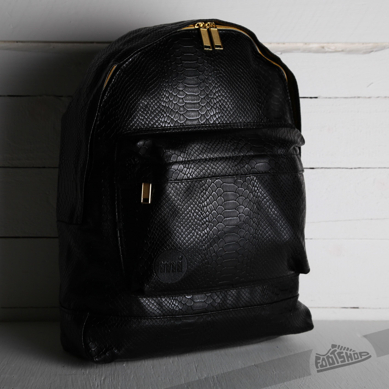 b4f60a73f9c Mi-Pac Python Black Bag | Footshop