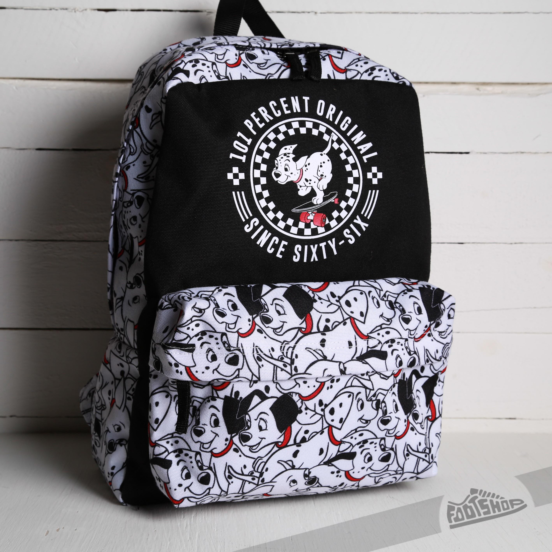 08d1367e5de Vans Disney Backpack Dalmatian