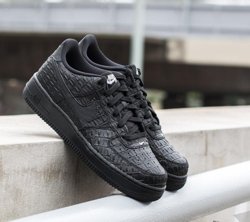 Nike Air Force 1 ´07 LV8 Black  Black  eef55633b
