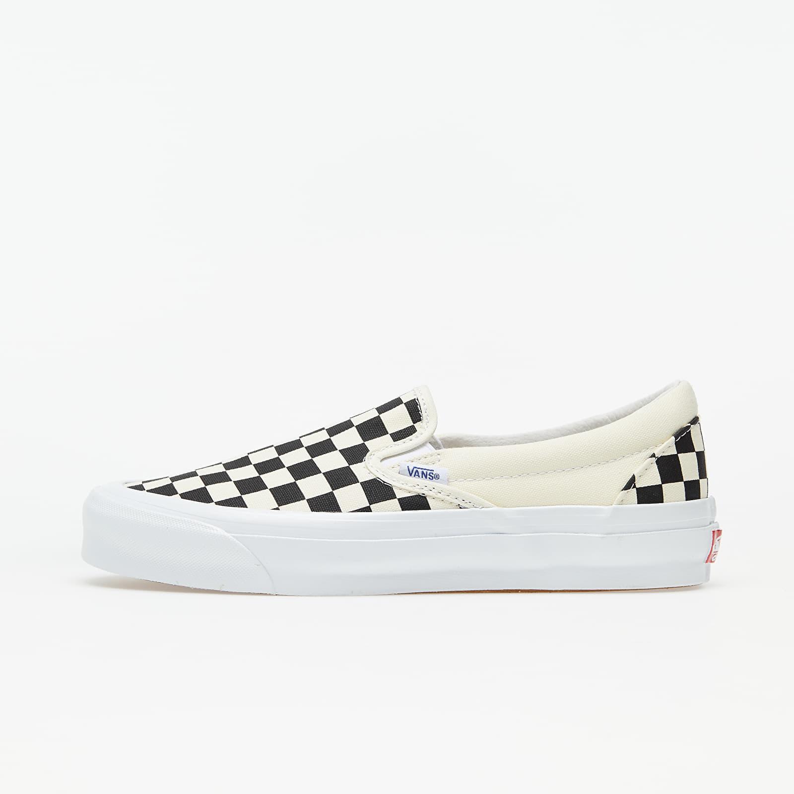 Vans OG Classic Slip-On (Canvas) Checkerboard EUR 38