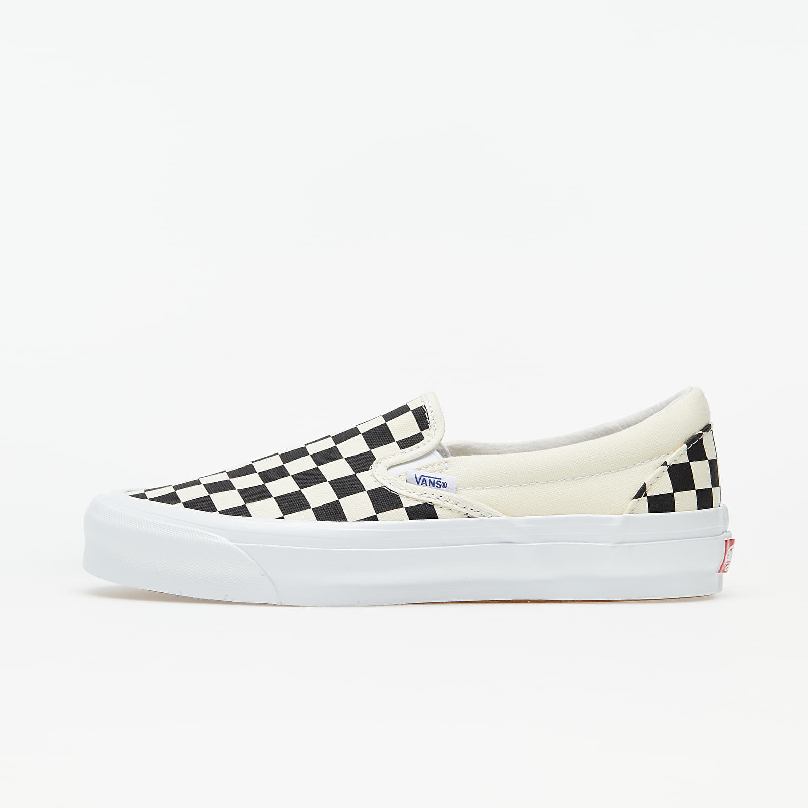 Chaussures et baskets homme Vans OG Classic Slip-On (Canvas) Checkerboard