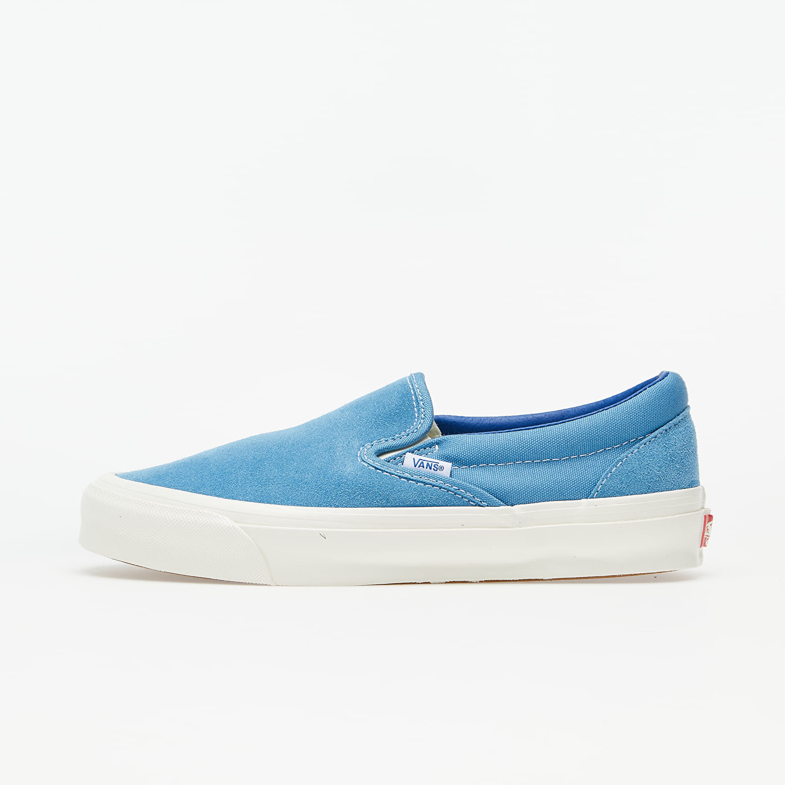 Vans OG Classic Slip-On (Suede/ Canvas) Night Raind EUR 36.5