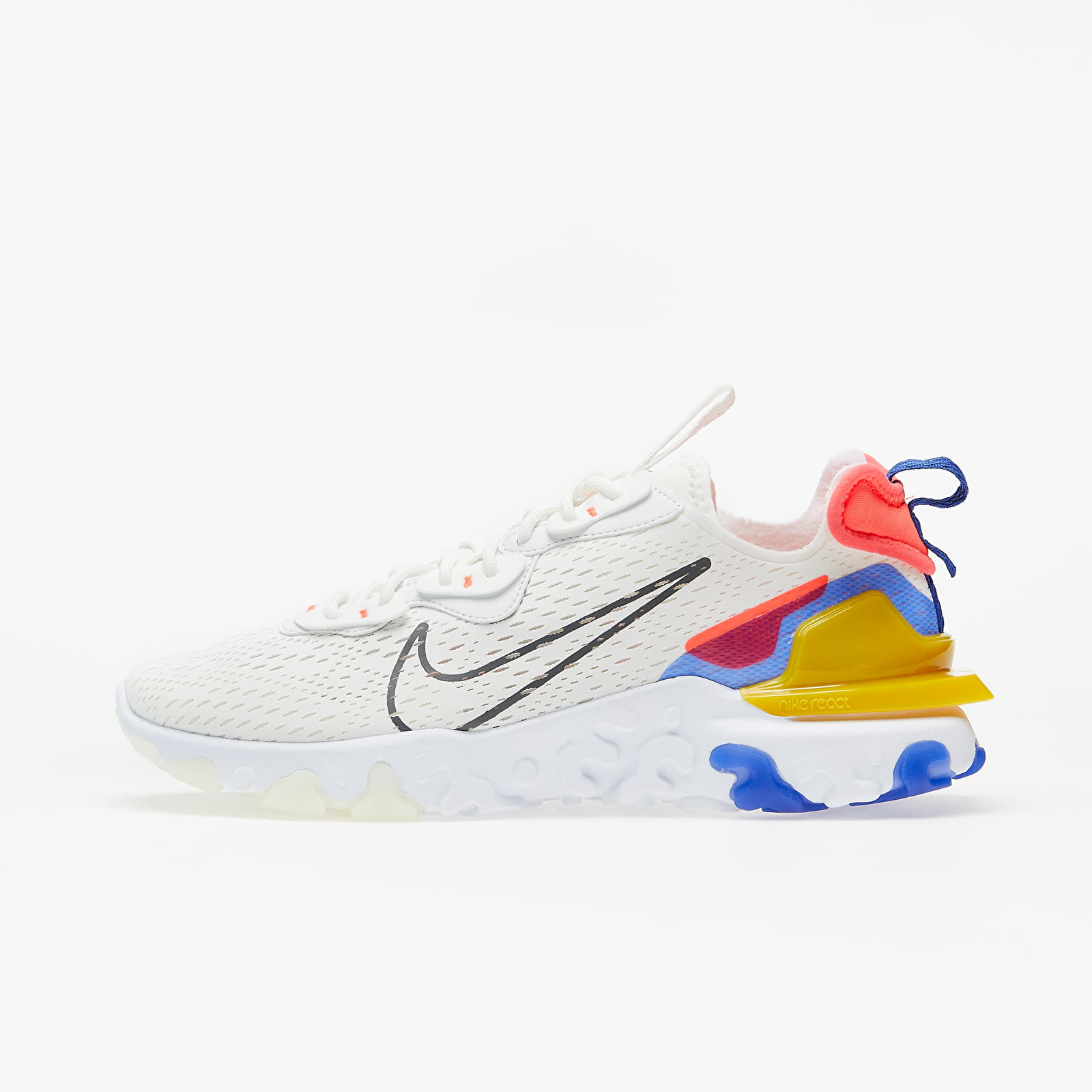 Încălțăminte și sneakerși pentru femei Nike W React Vision Summit White/ Iron Grey-Astronomy Blue