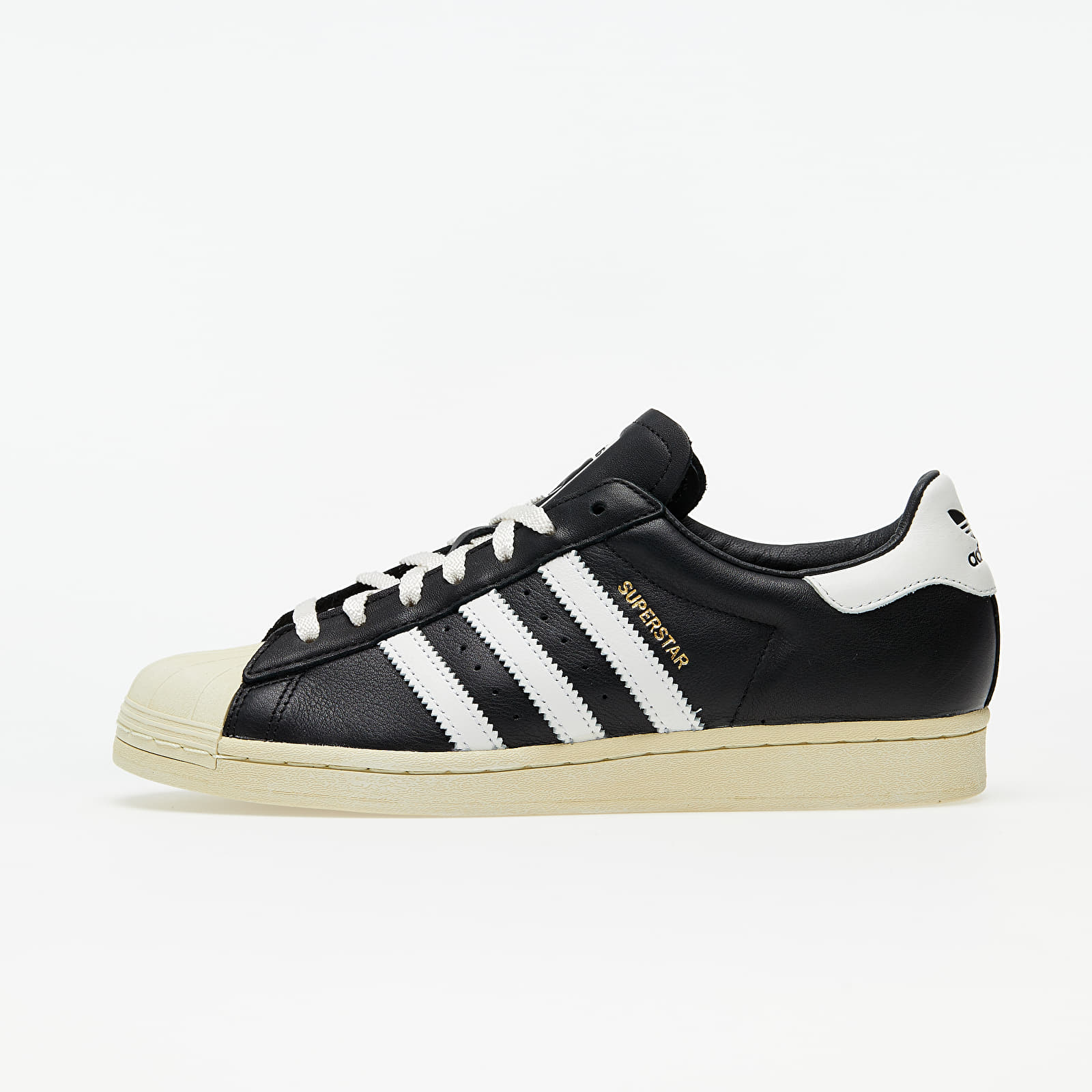 adidas Superstar Core Black/ Crystal White/ Blue EUR 38