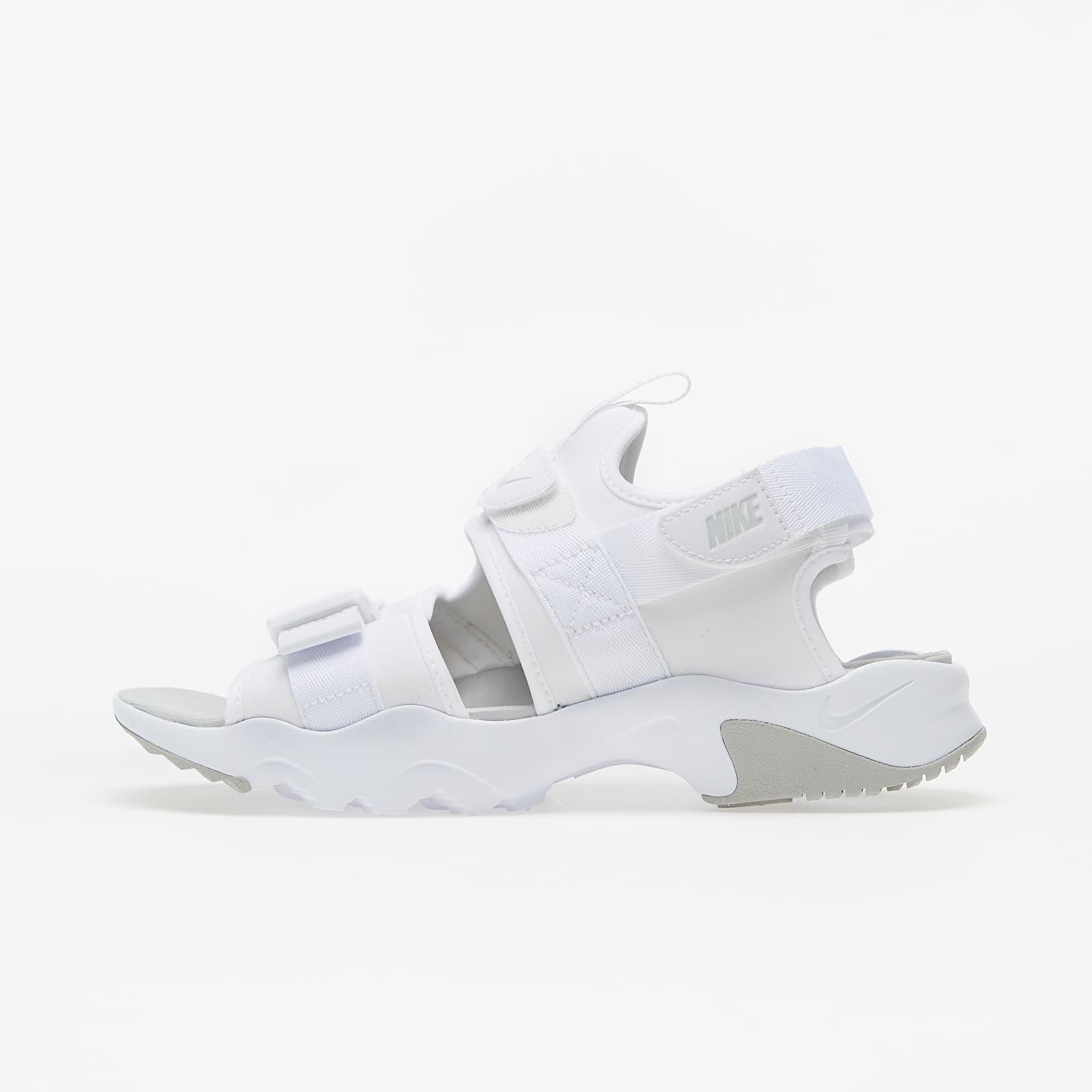 Încălțăminte și sneakerși pentru femei Nike Wmns Canyon Sandal White/ Grey Fog