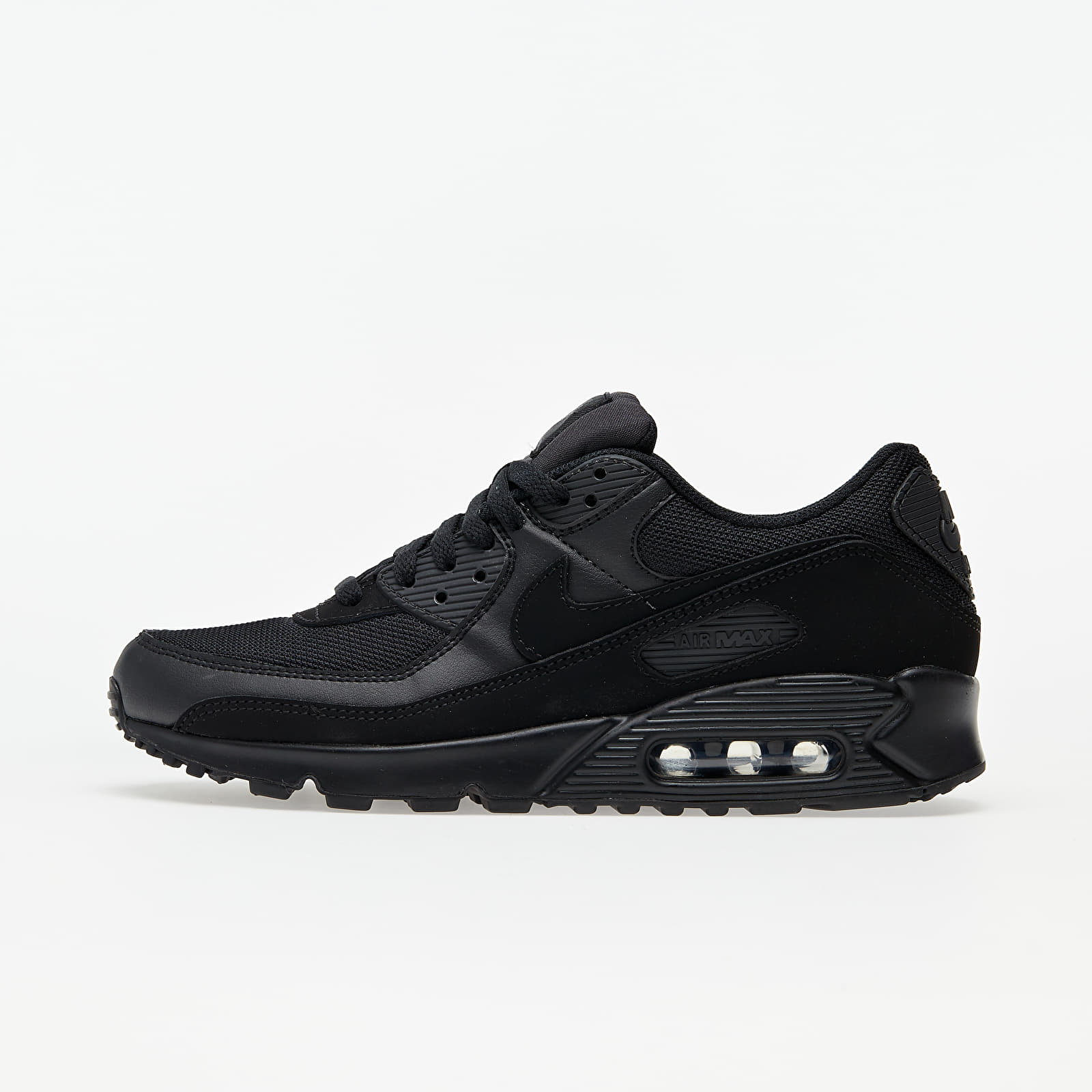 Nike Air Max 90 Black/ Black-Black-White EUR 42