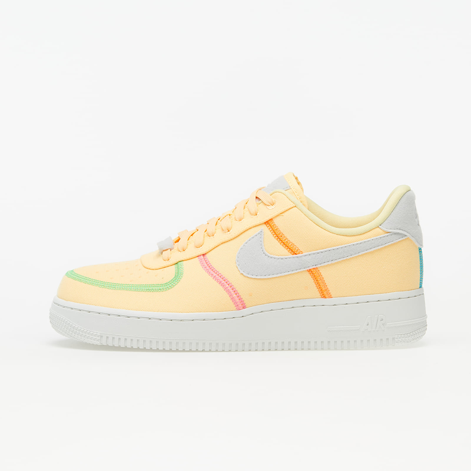 Zapatillas mujer Nike Air Force 1 '07 LX Melon Tint/ Photon Dust-Poison Green