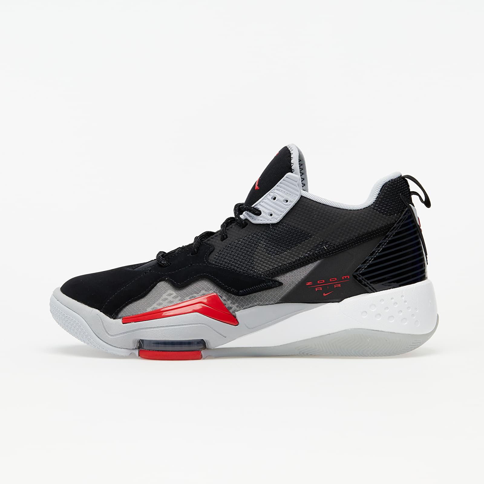 Pánské tenisky a boty Jordan Zoom '92 Black/ University Red-Anthracite-Sky Grey