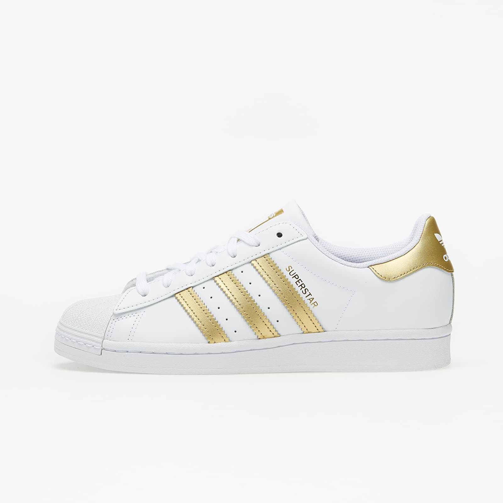 adidas Superstar W Ftw White/ Gold Metalic/ Ftw White EUR 41 1/3