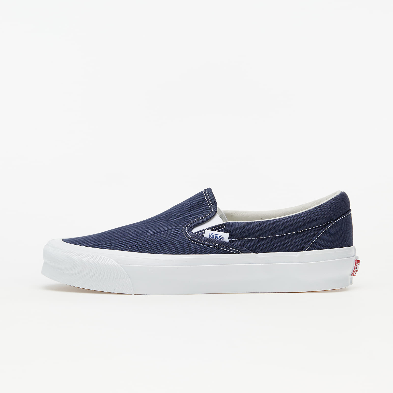 Мужская обувь Vans OG Classic Slip-On (Canvas) Navy