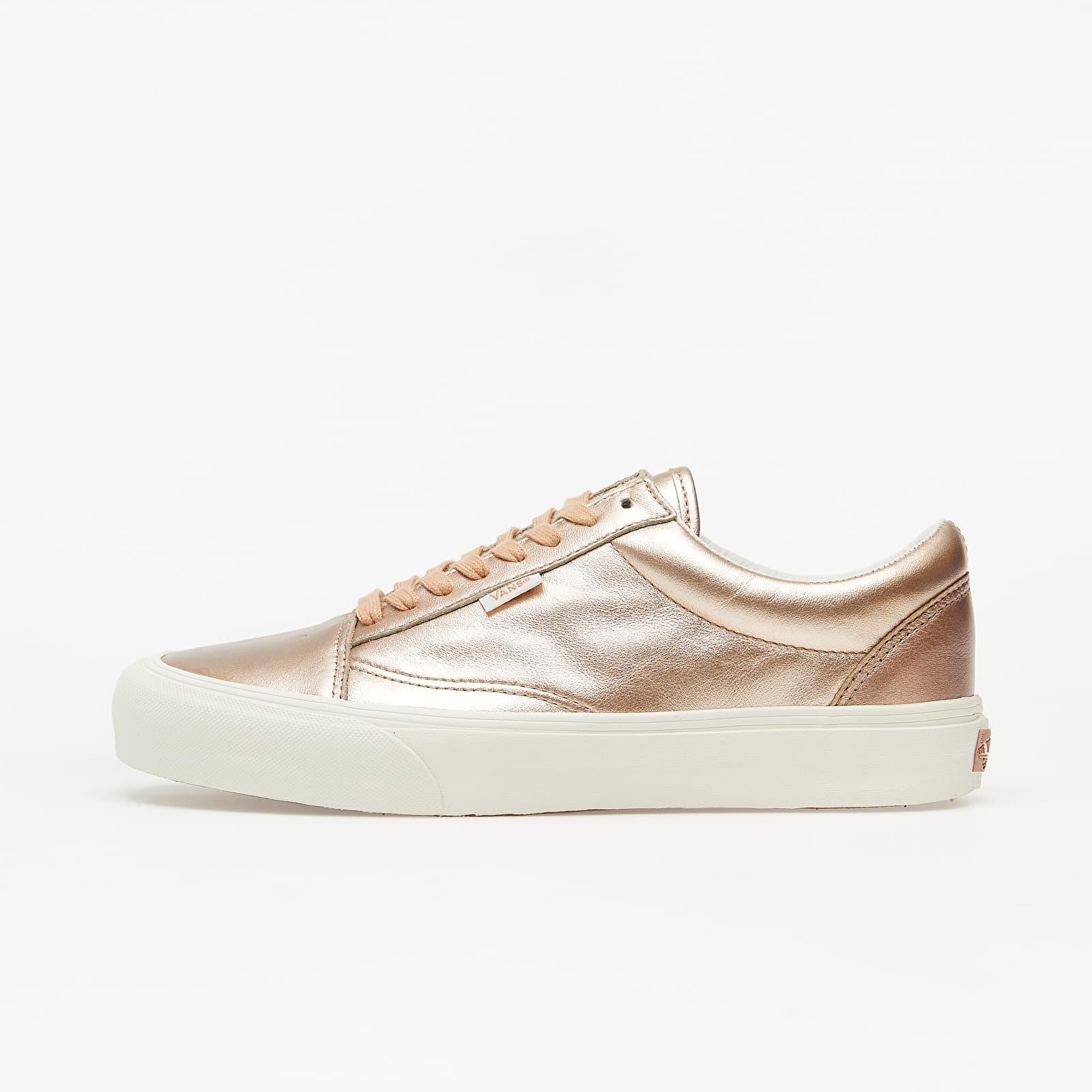 Мужская обувь Vans Old Skool NS VLT LX (Metal) Rose Gold