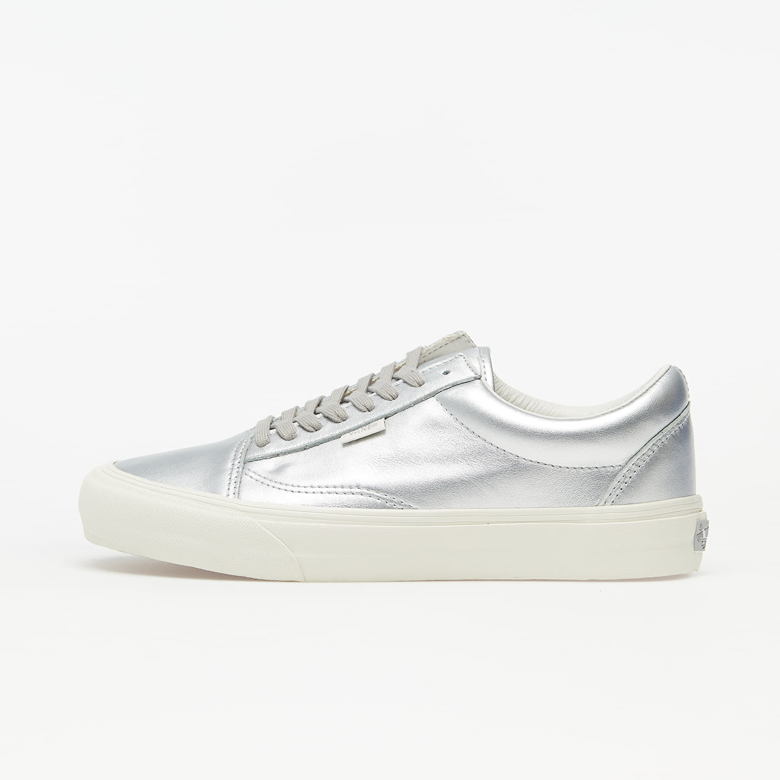 Мужская обувь Vans Old Skool NS VLT LX (Metals) Silver
