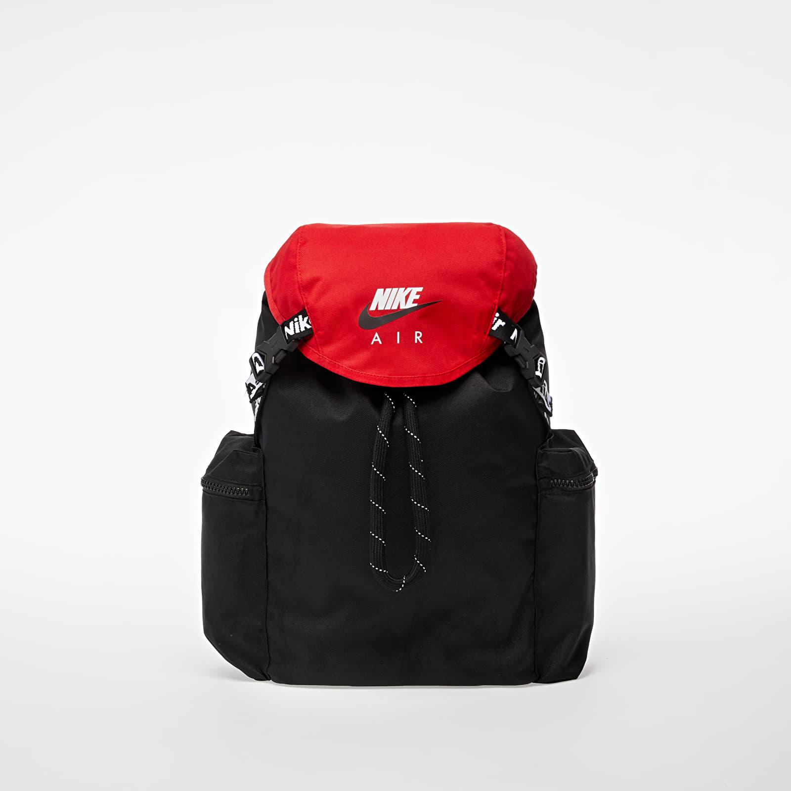 Rucksäcke Nike Air Heritage Rucksack Black/ University Red/ Black
