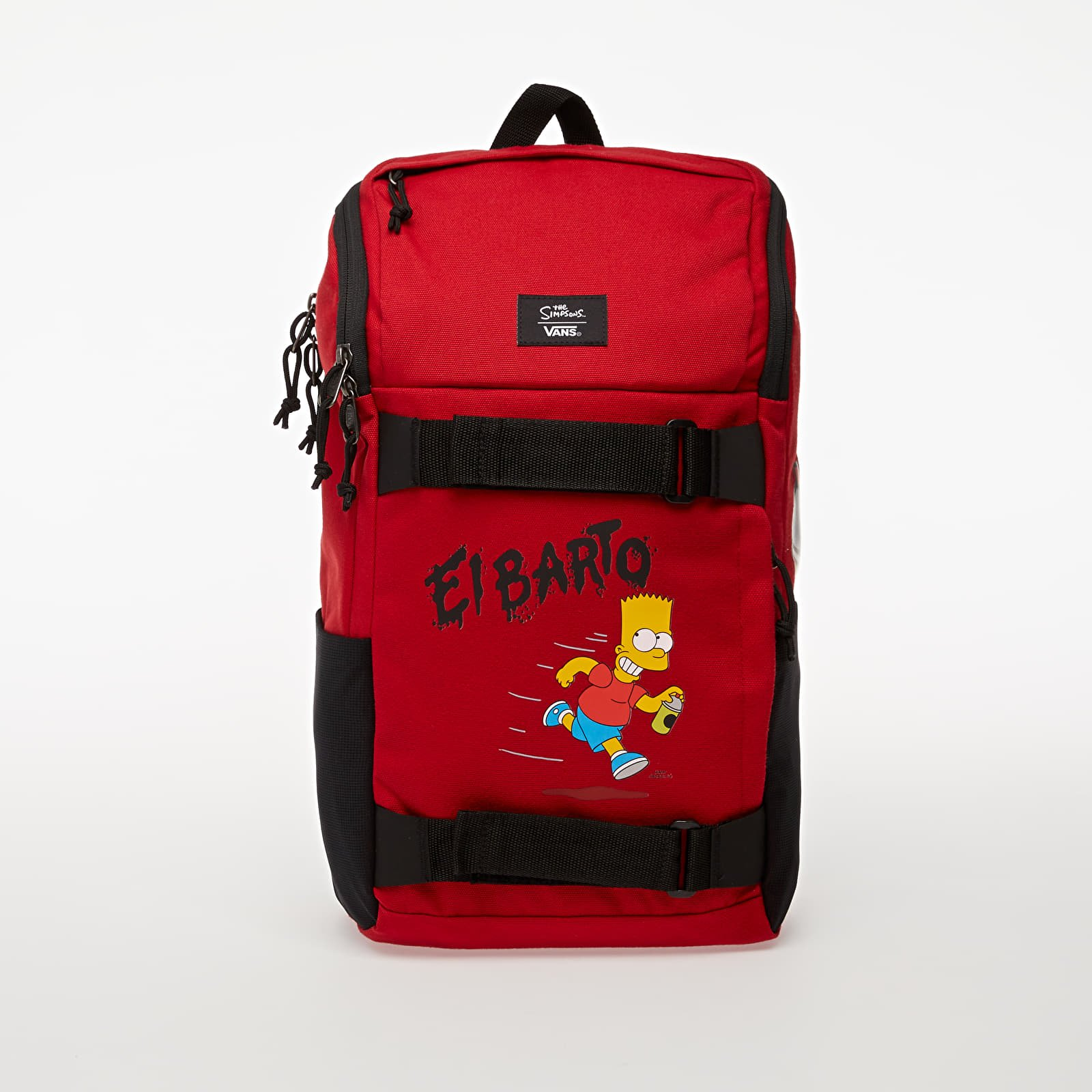 Рюкзаки Vans x The Simpsons Obstacle Skatepack Backpack Red