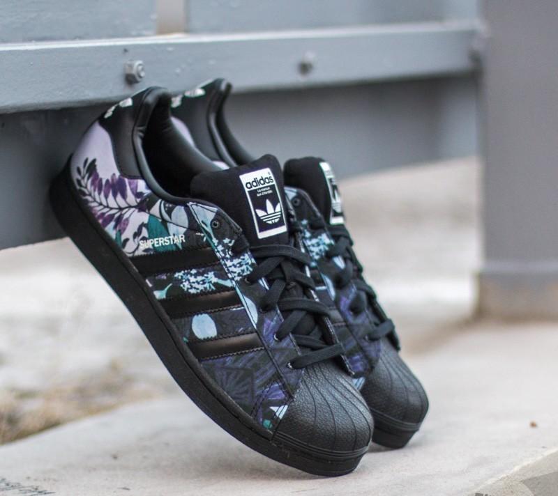 adidas Superstar W Core Black  Core Black  Ftw White   Footshop 9be975a6c1