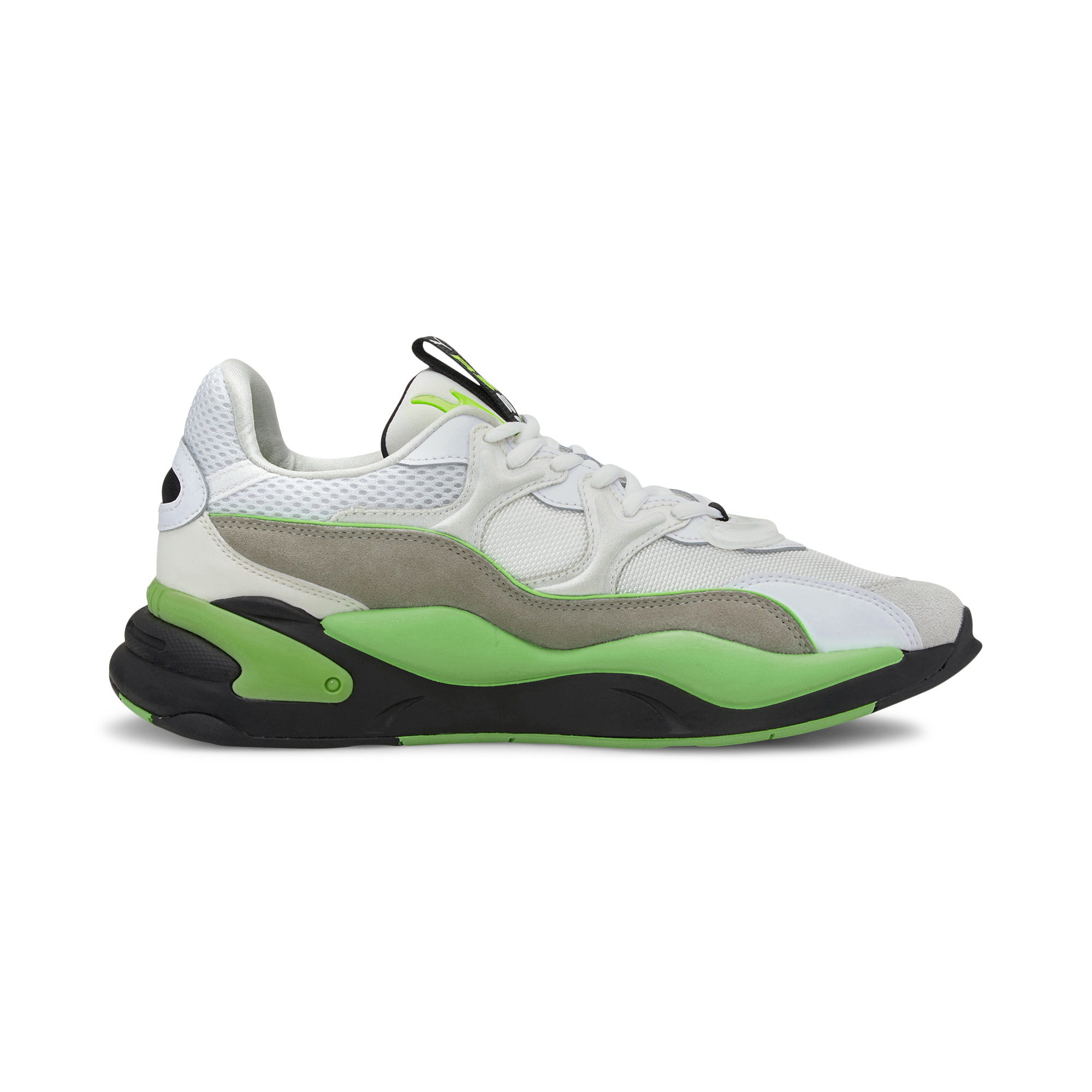 Puma RS-2K Messaging Puma White-Elektro Green