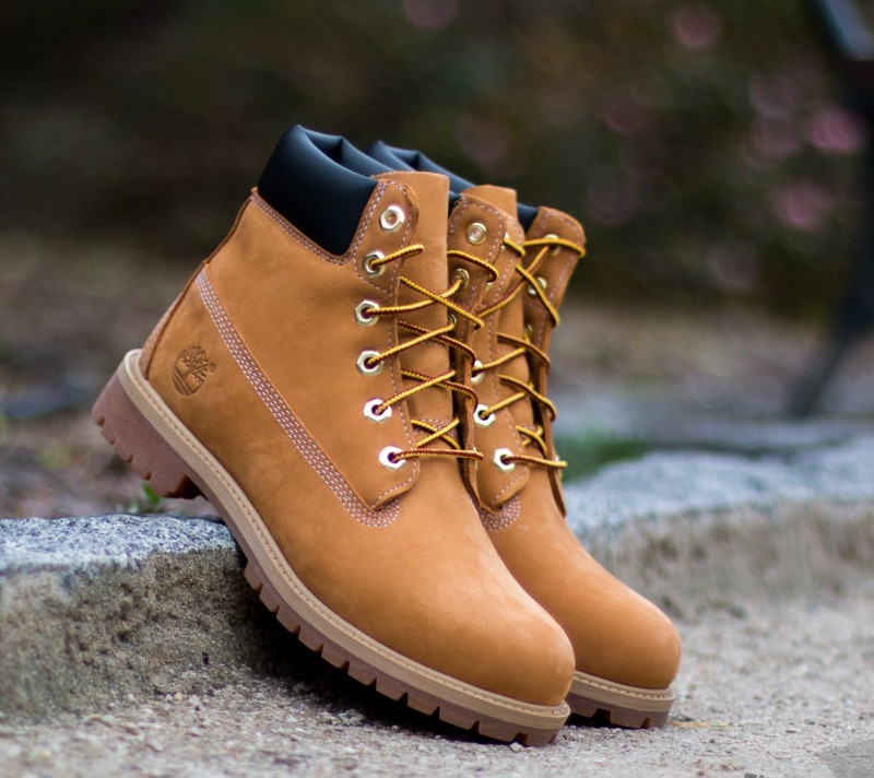 Timberland 6-Inch Premium Boot Wheat Nubuc Yellow at a great price 128 € buy 3955ed493d60