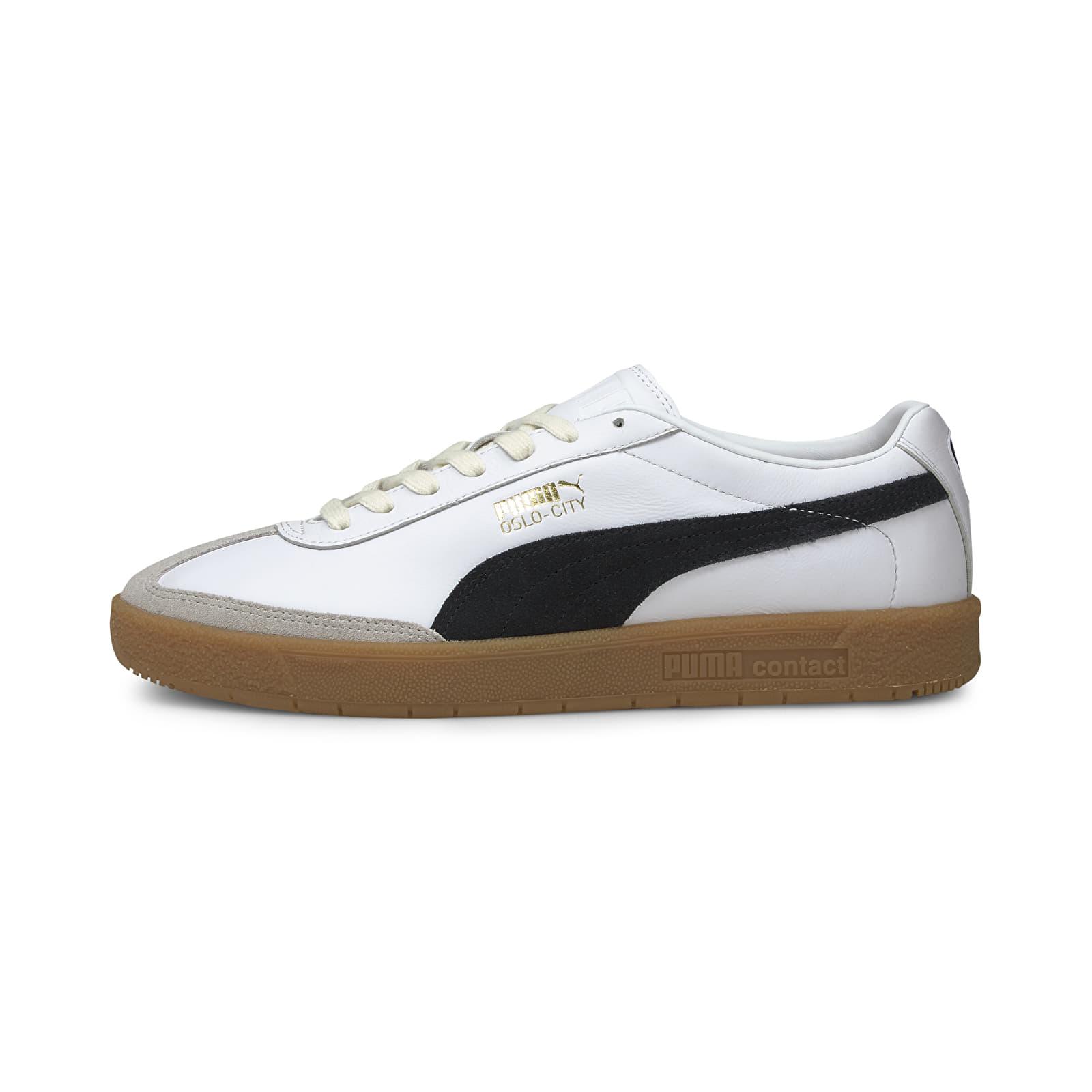 Puma Oslo-City OG Puma White-Puma Black-Gum | Footshop